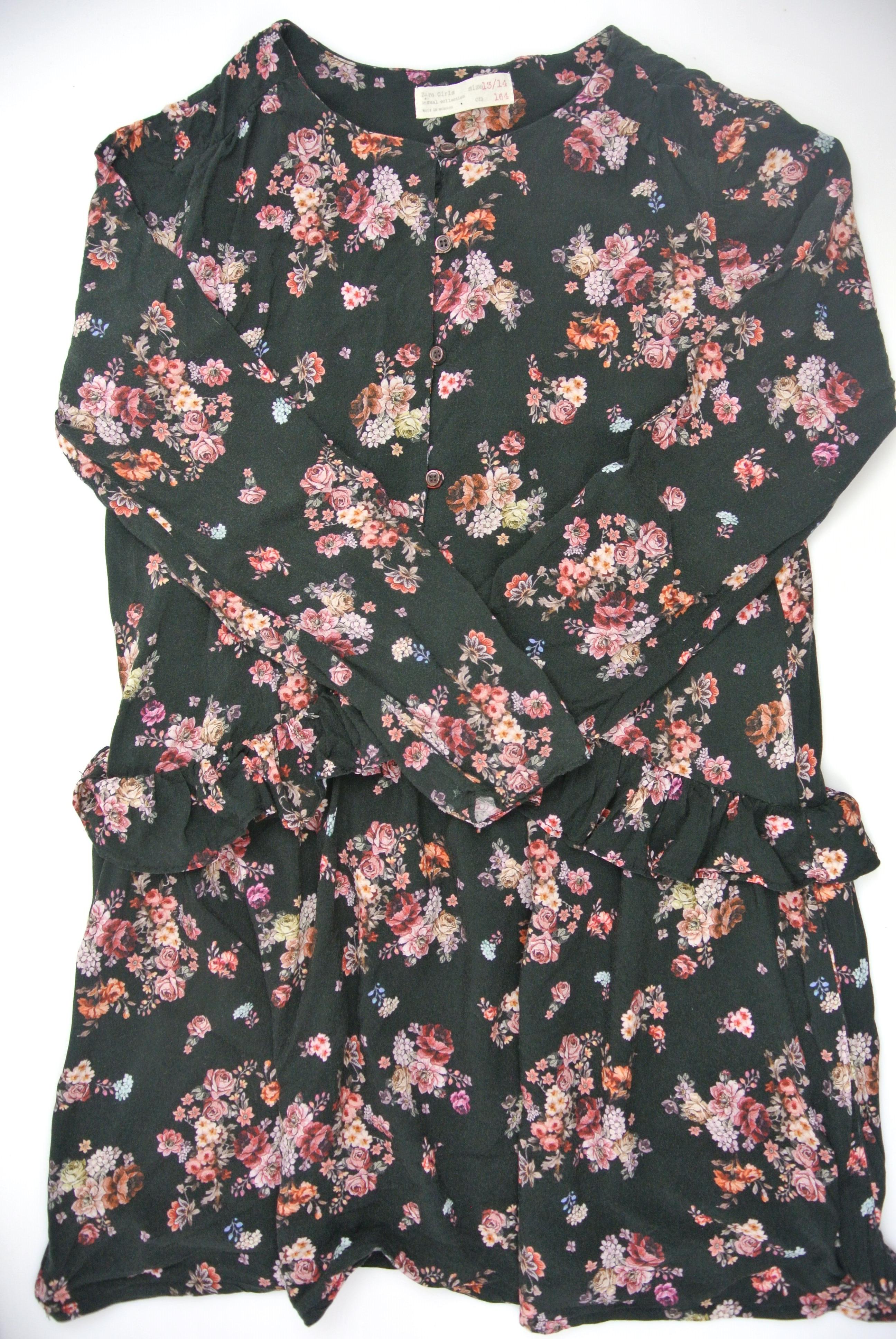 Zara kjole str 164 pige