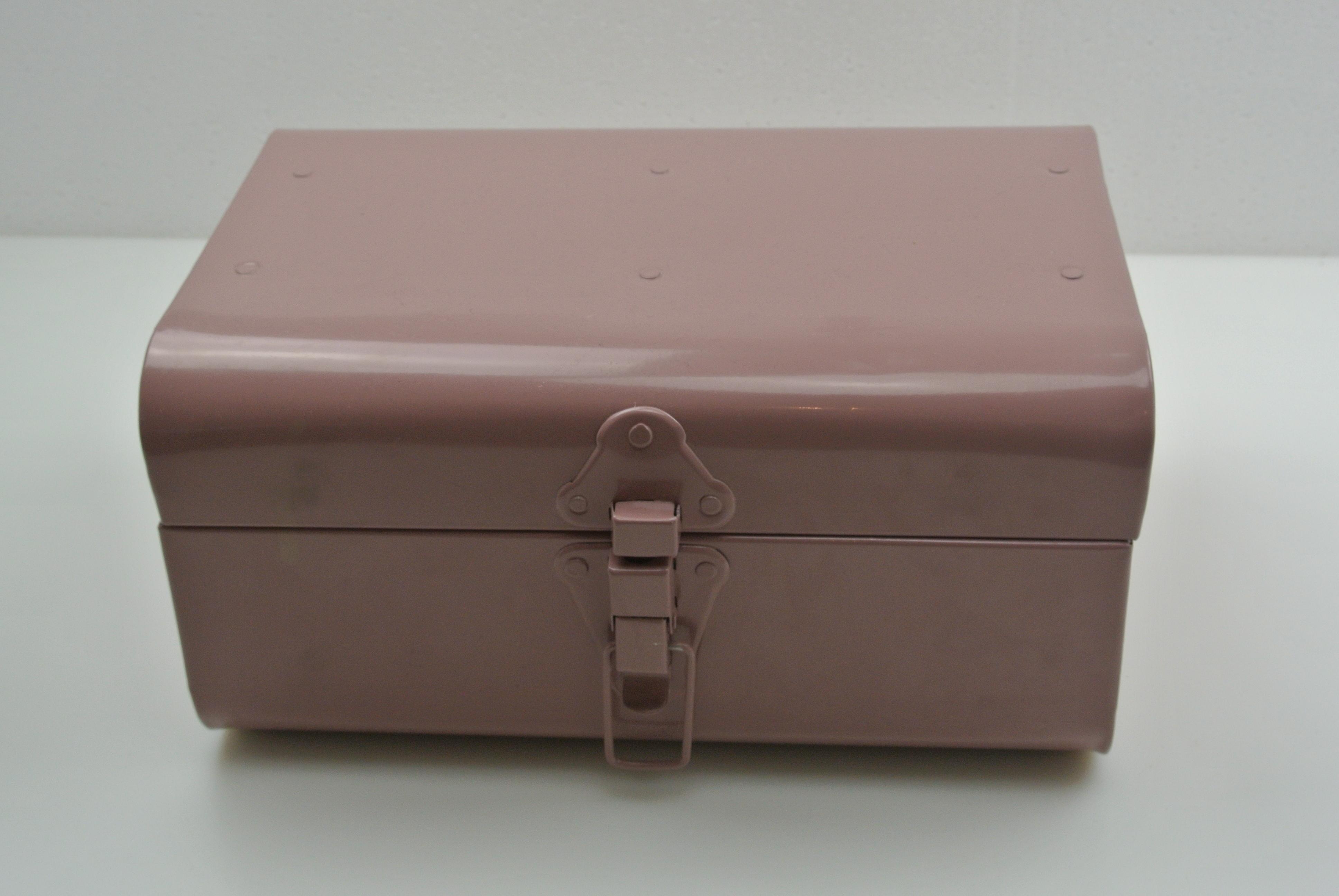 Metal kuffert