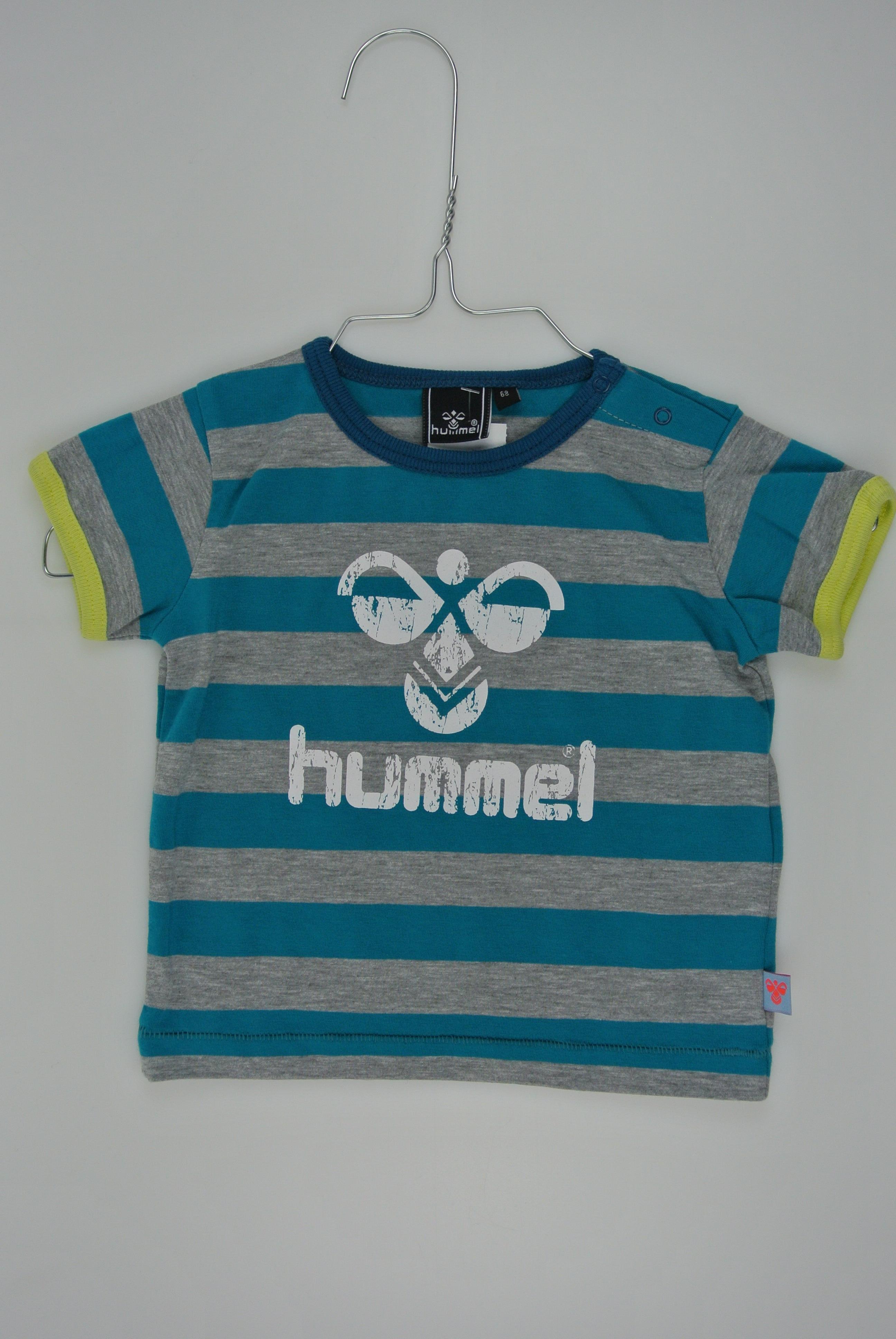 Hummel t-shirt str 68 dreng