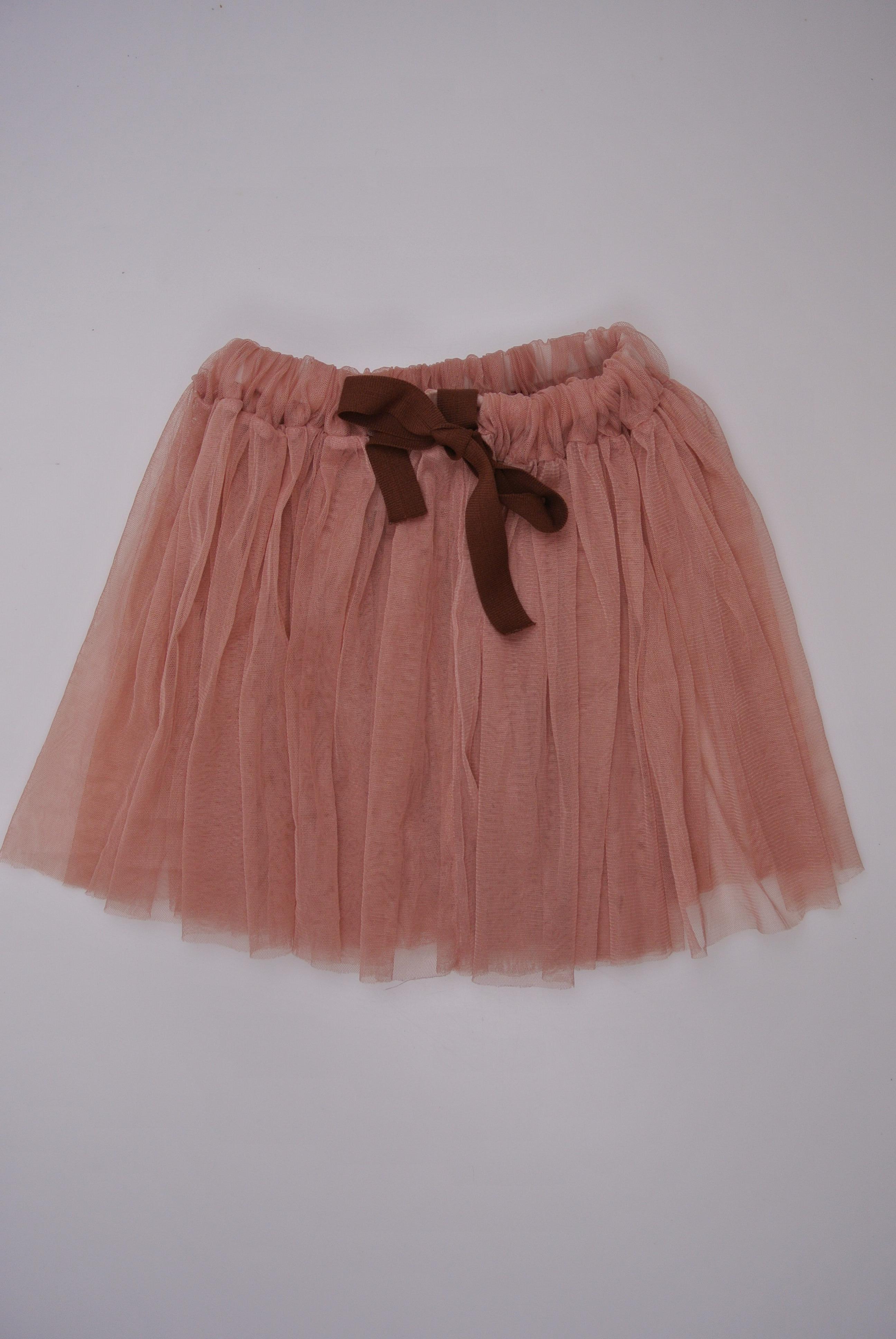 Gro nederdel str 116 pige