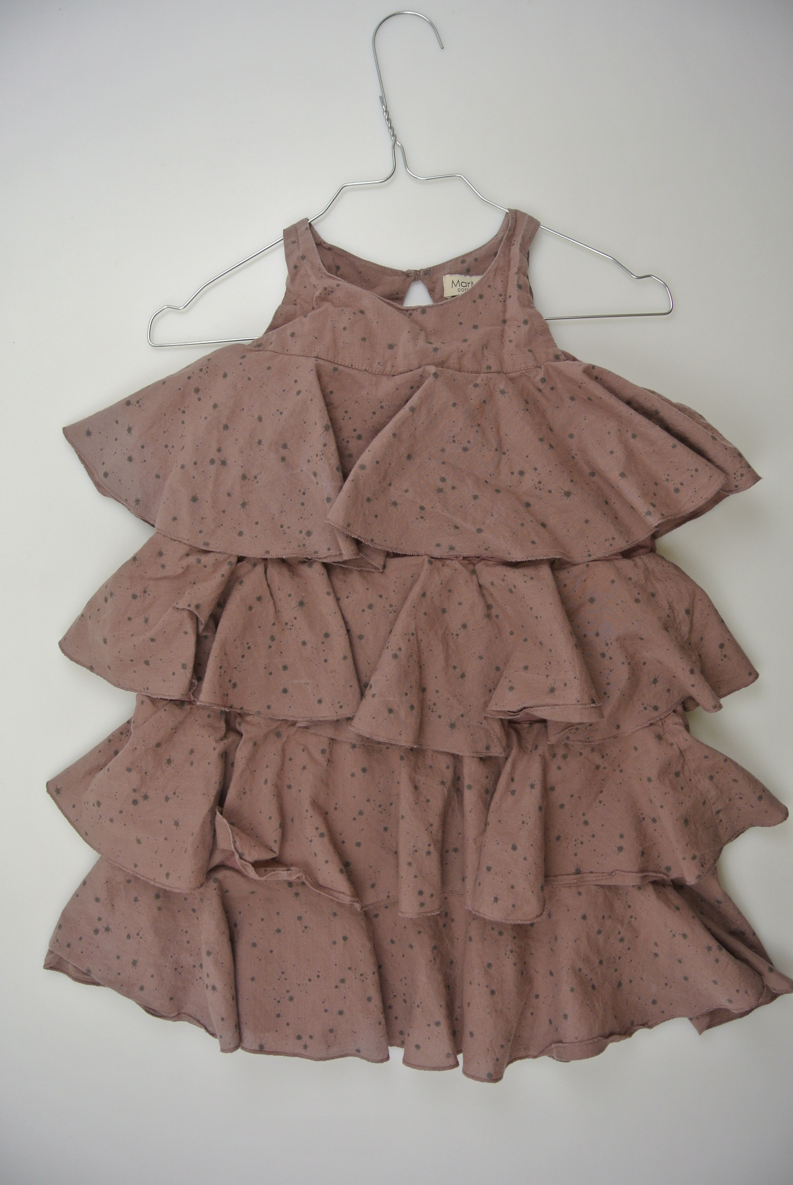 Marmar kjole str 110 pige