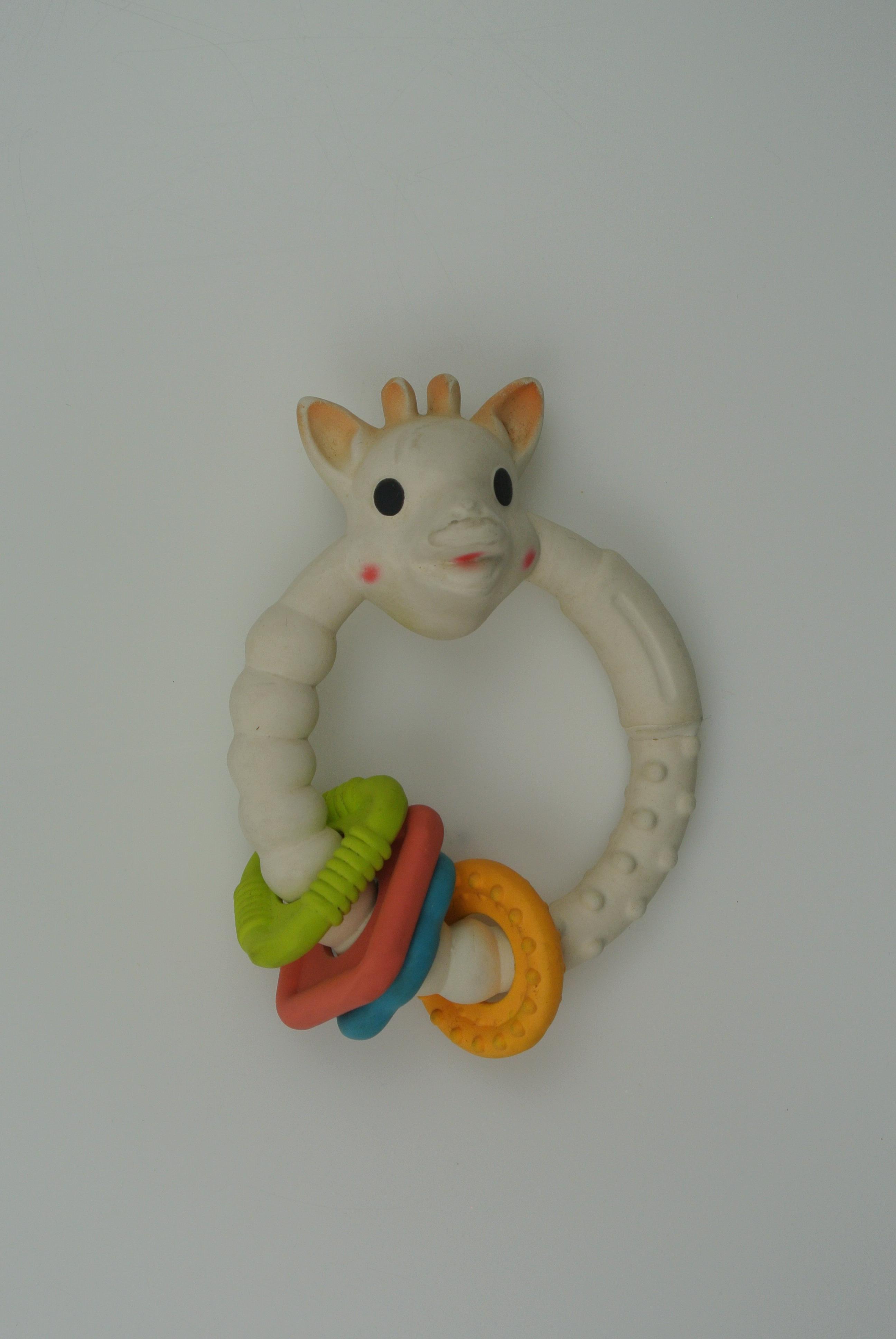 Sophie la girafe legetøj