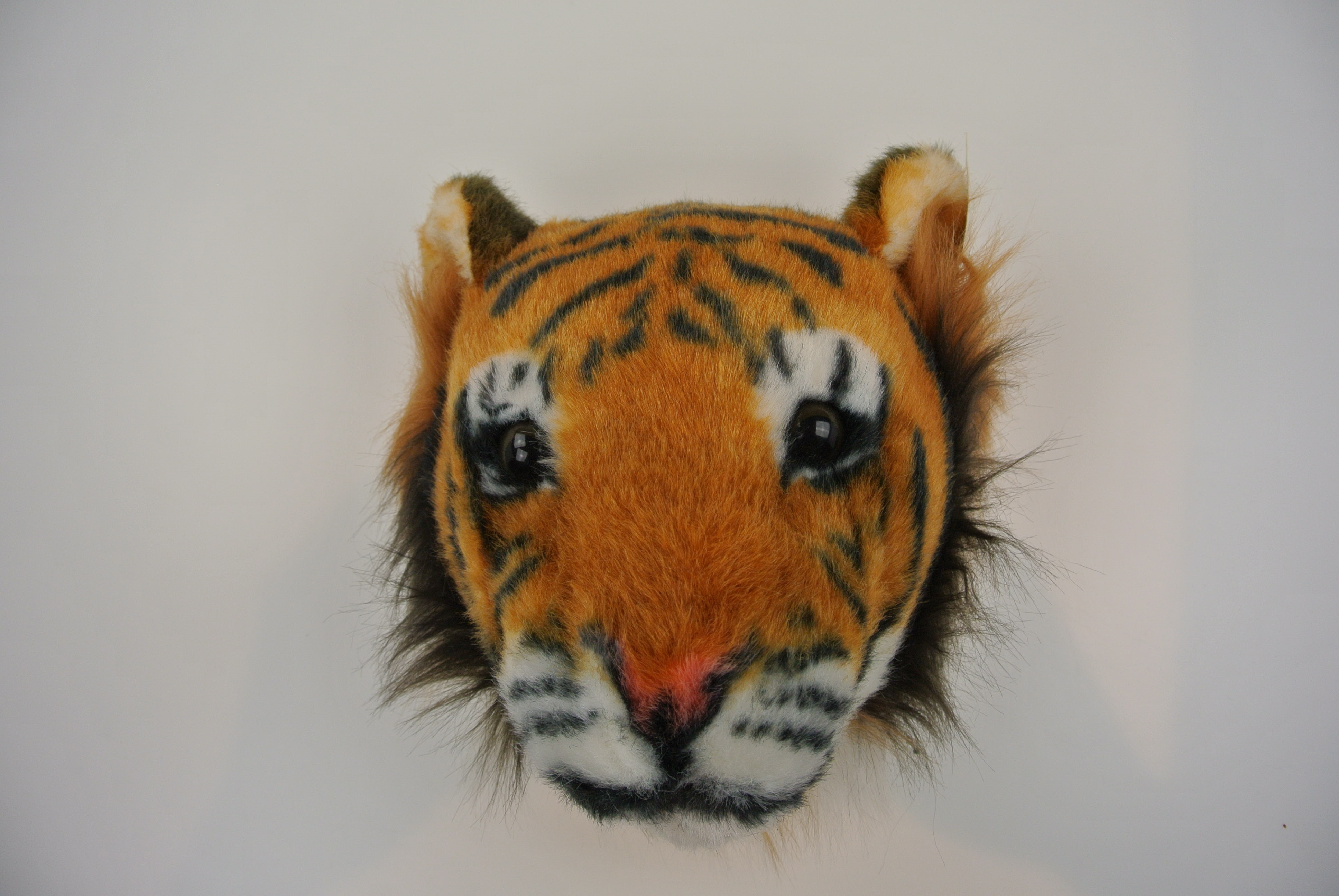 Tiger hovede til ophæng *