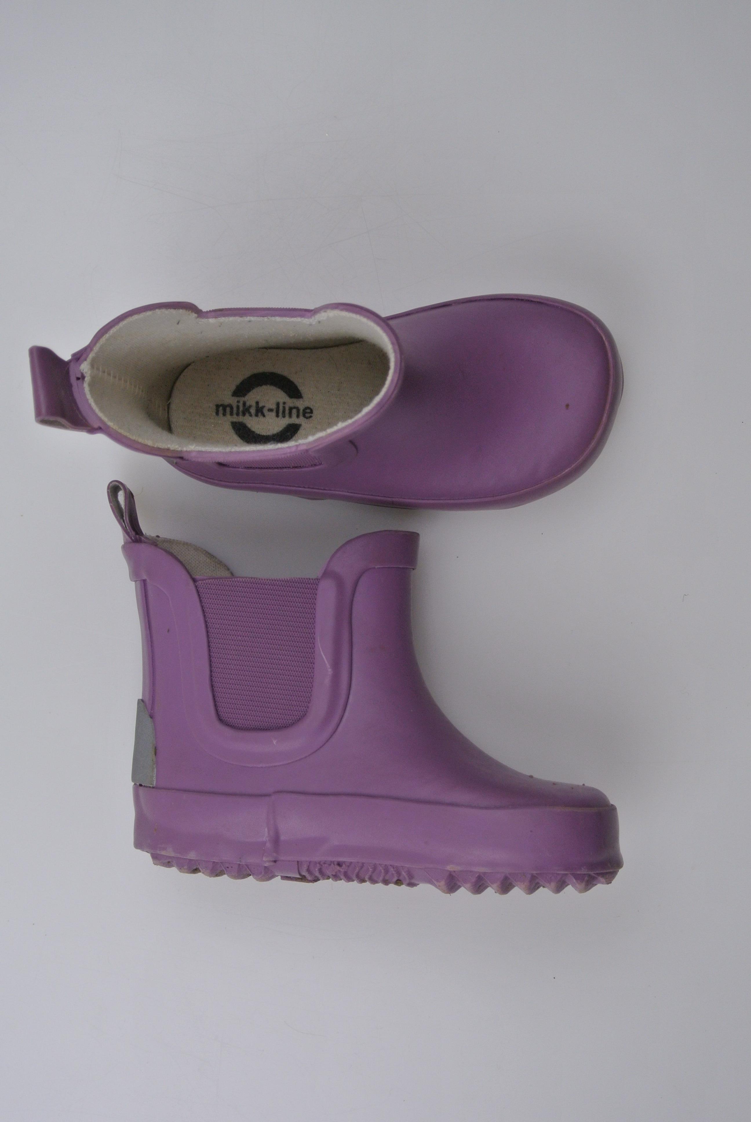 Mikk-Line gummistøvler str 20