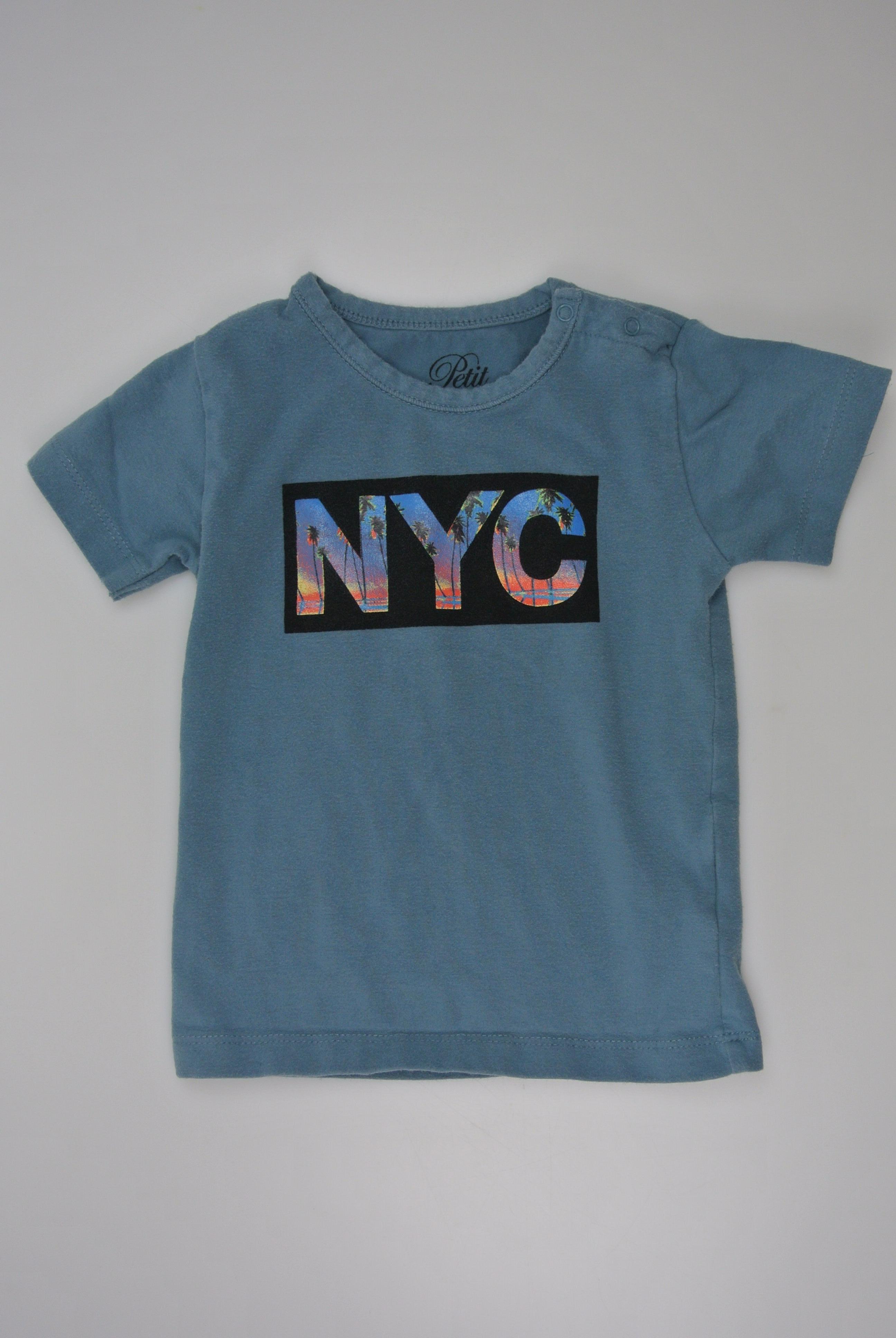 Petit by sofie schnoor t-shirt str 86 dreng