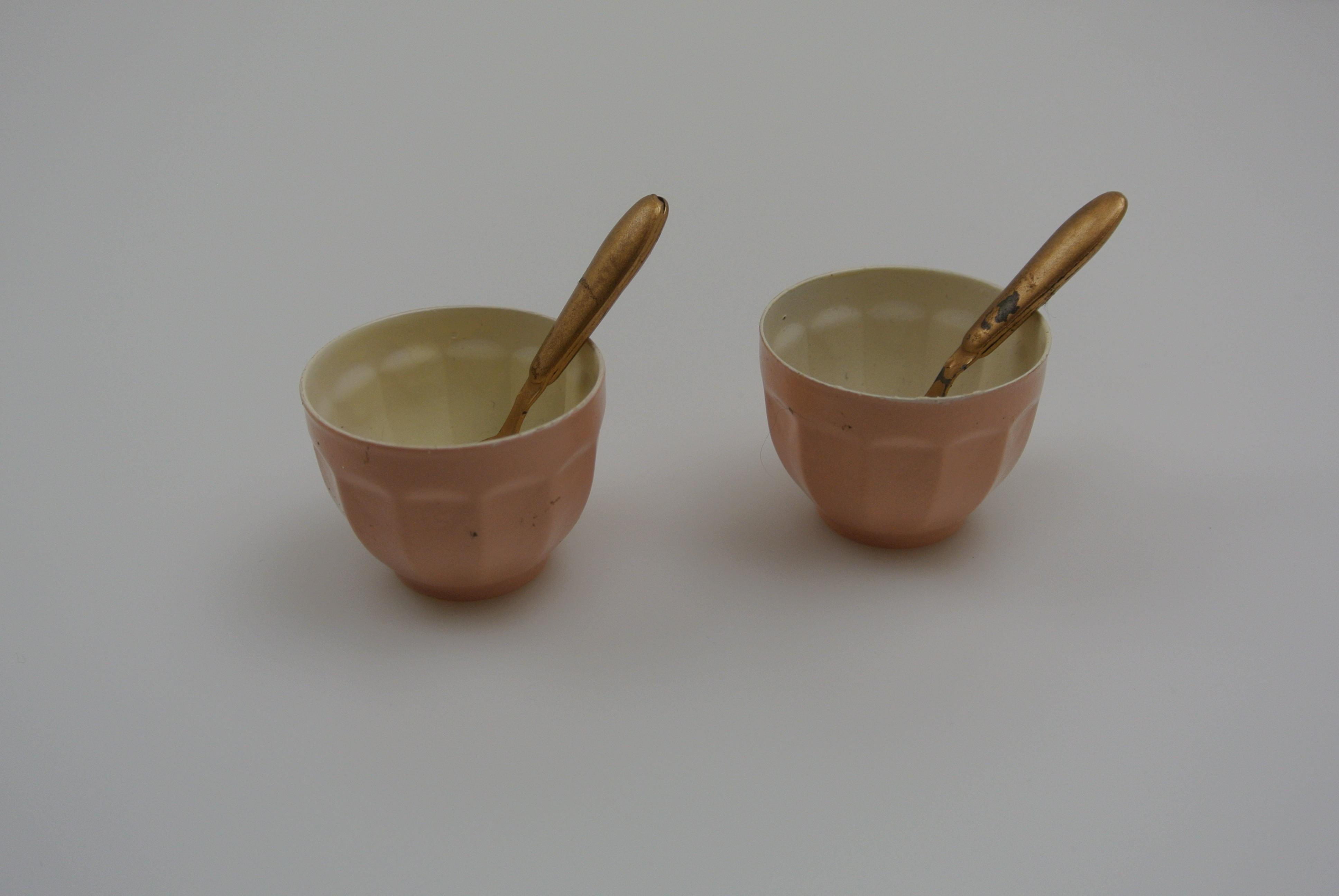 Maileg skåle og skeer