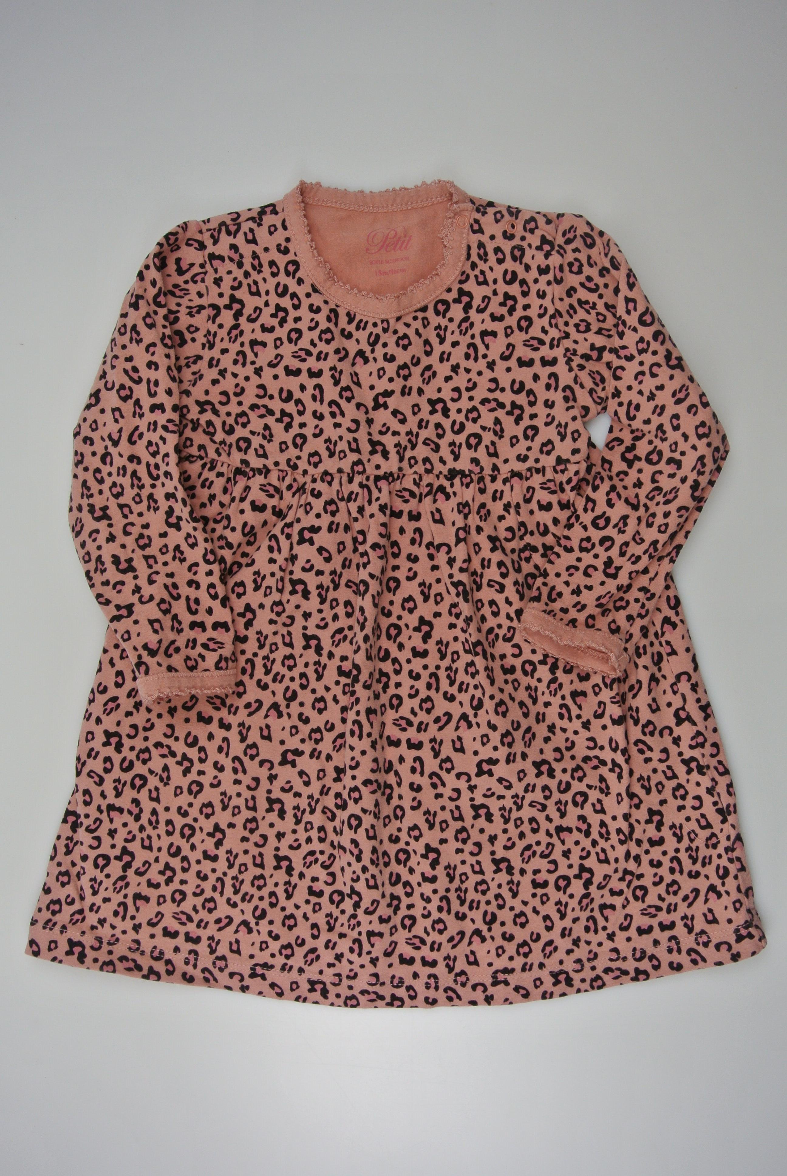 Petit by sofie schnoor kjole str 86 pige