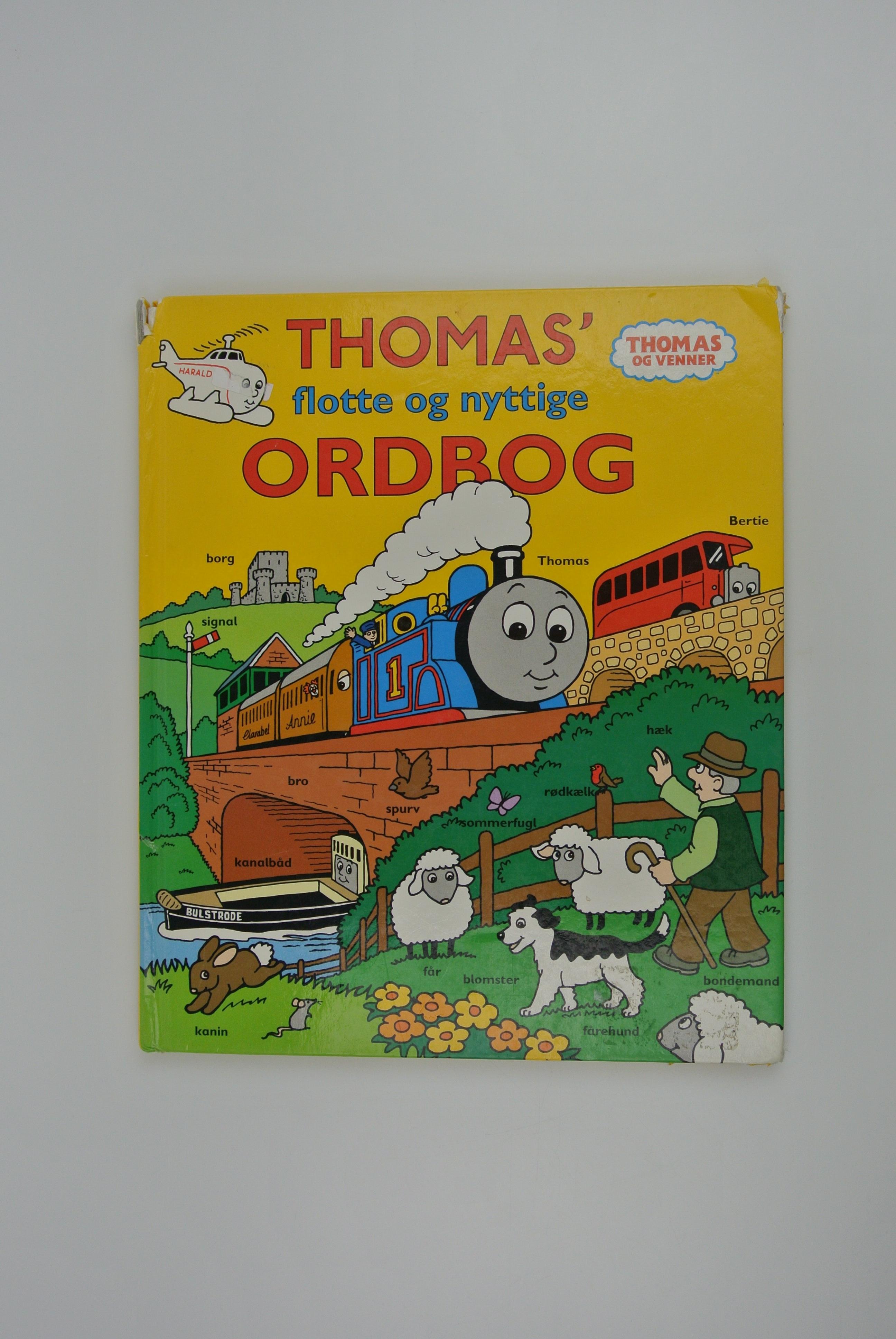 Thomas tog bog