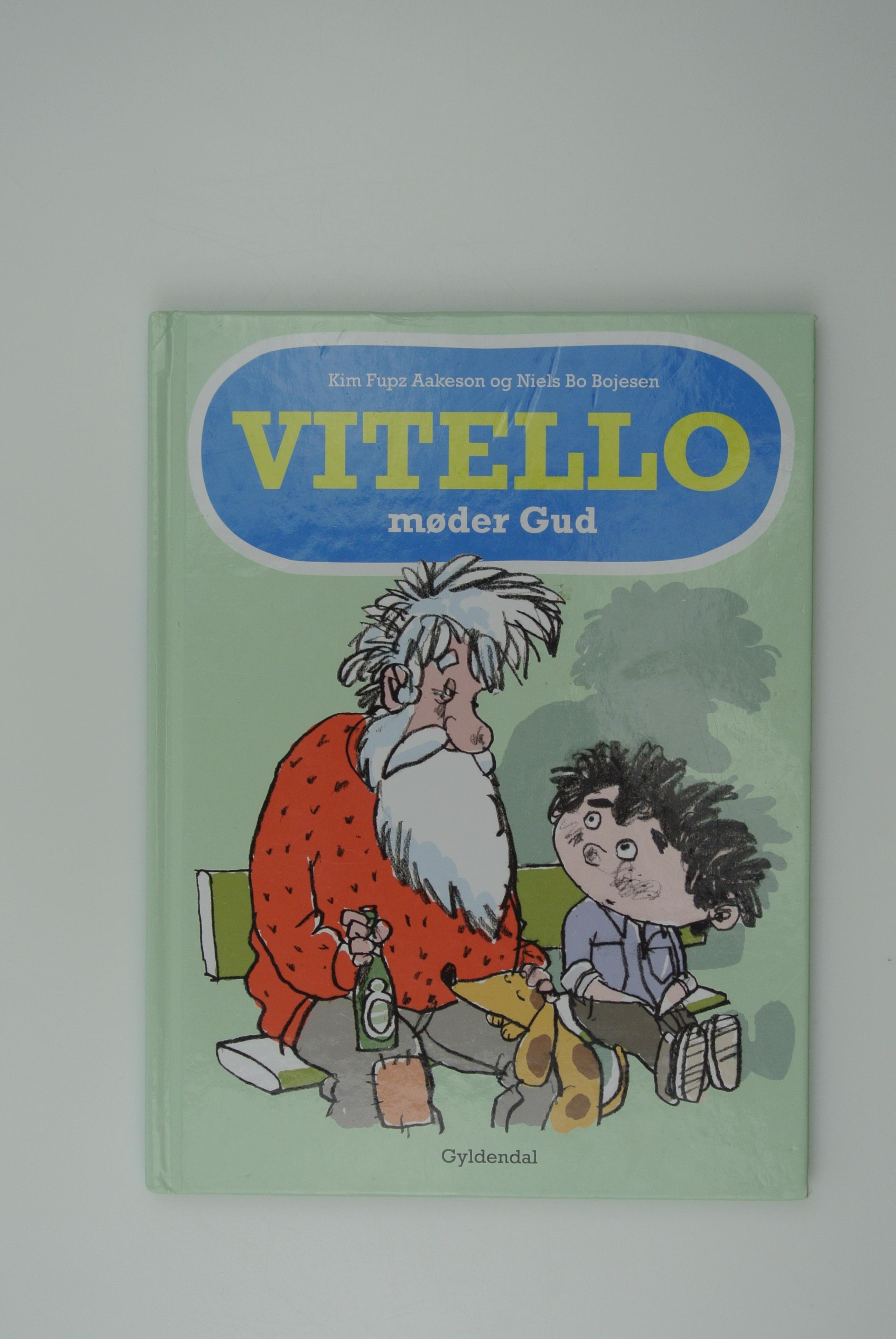 Vitello møder gud bog