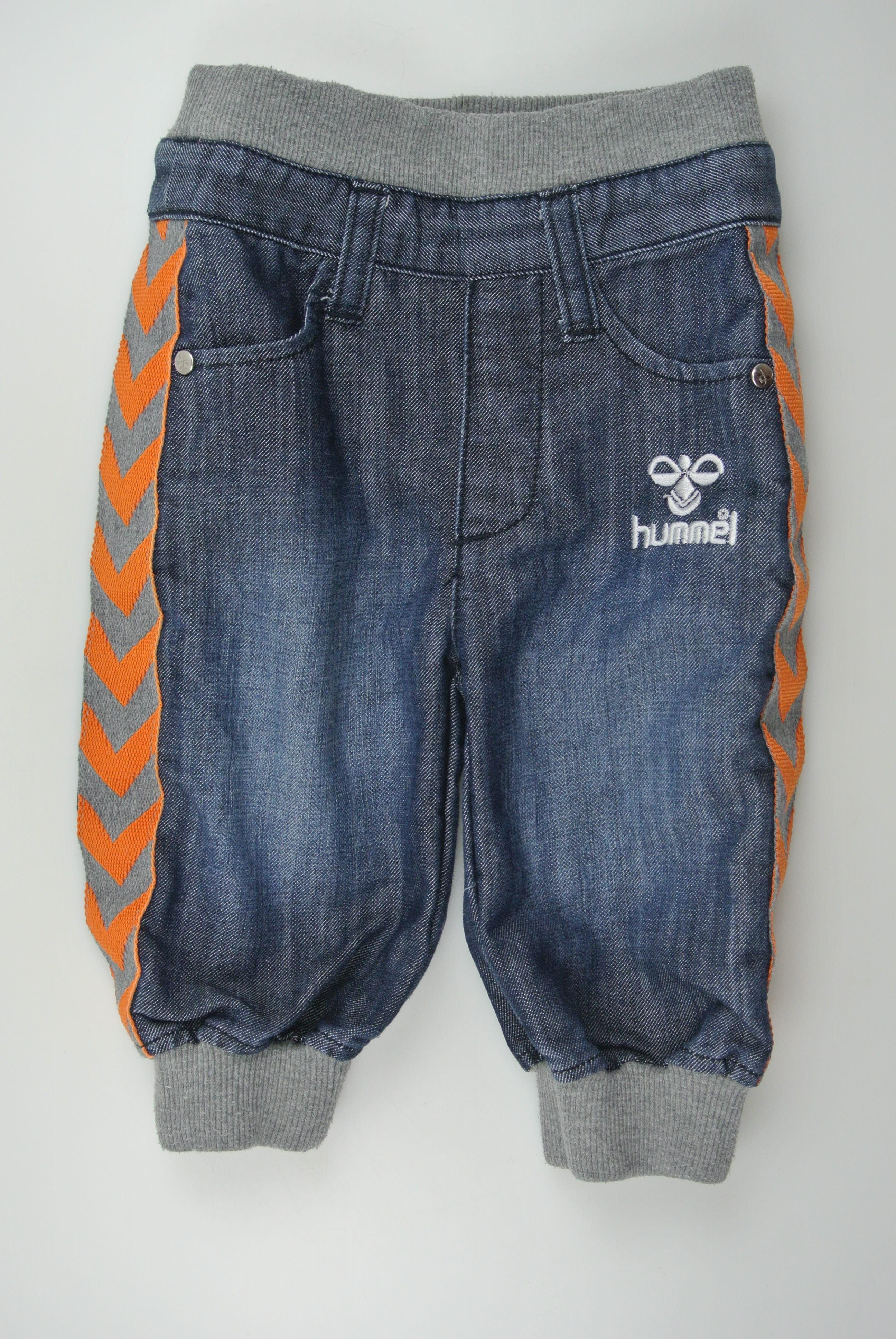 Hummel bukser str 62 dreng