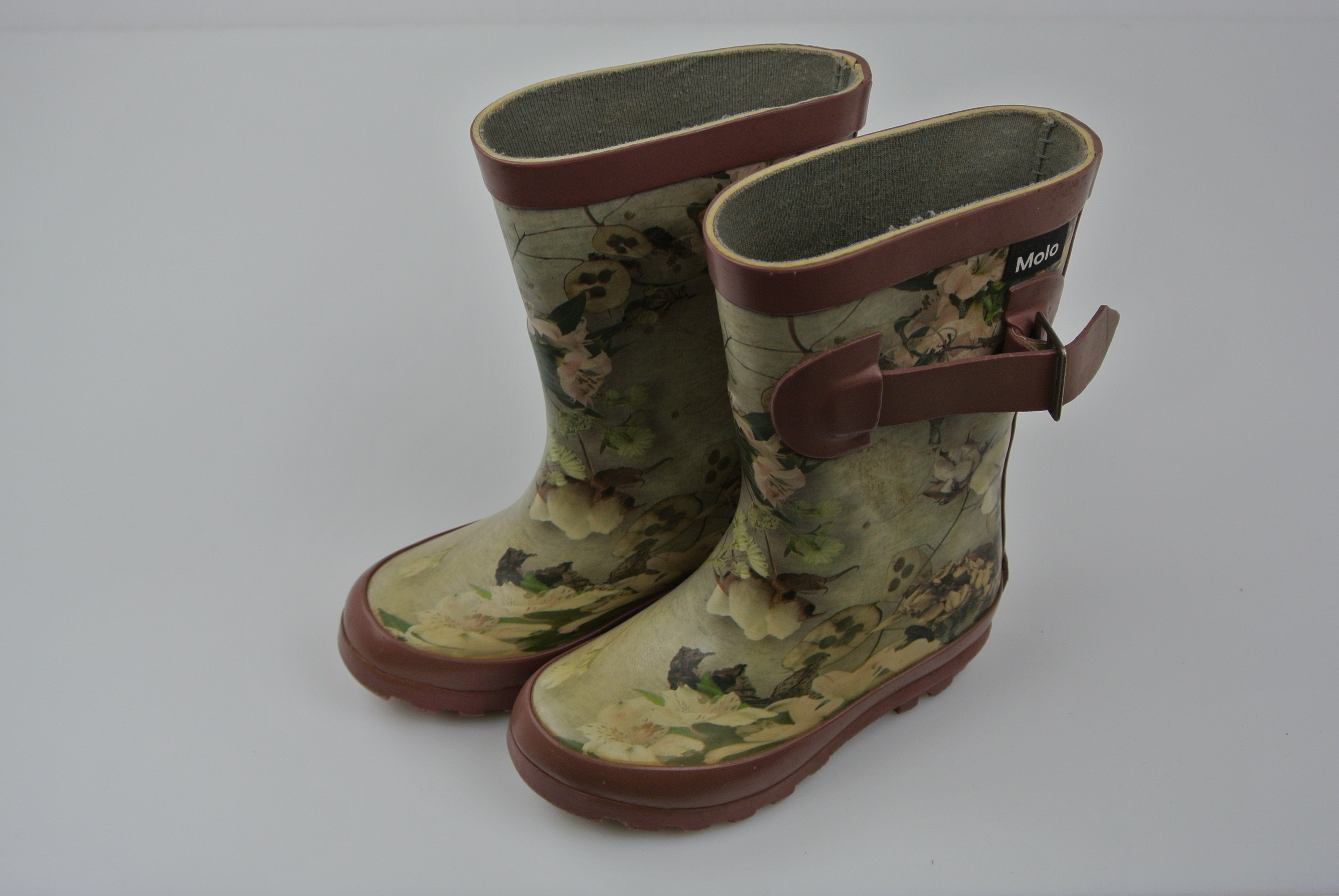 Molo sko str 25 gummistøvler