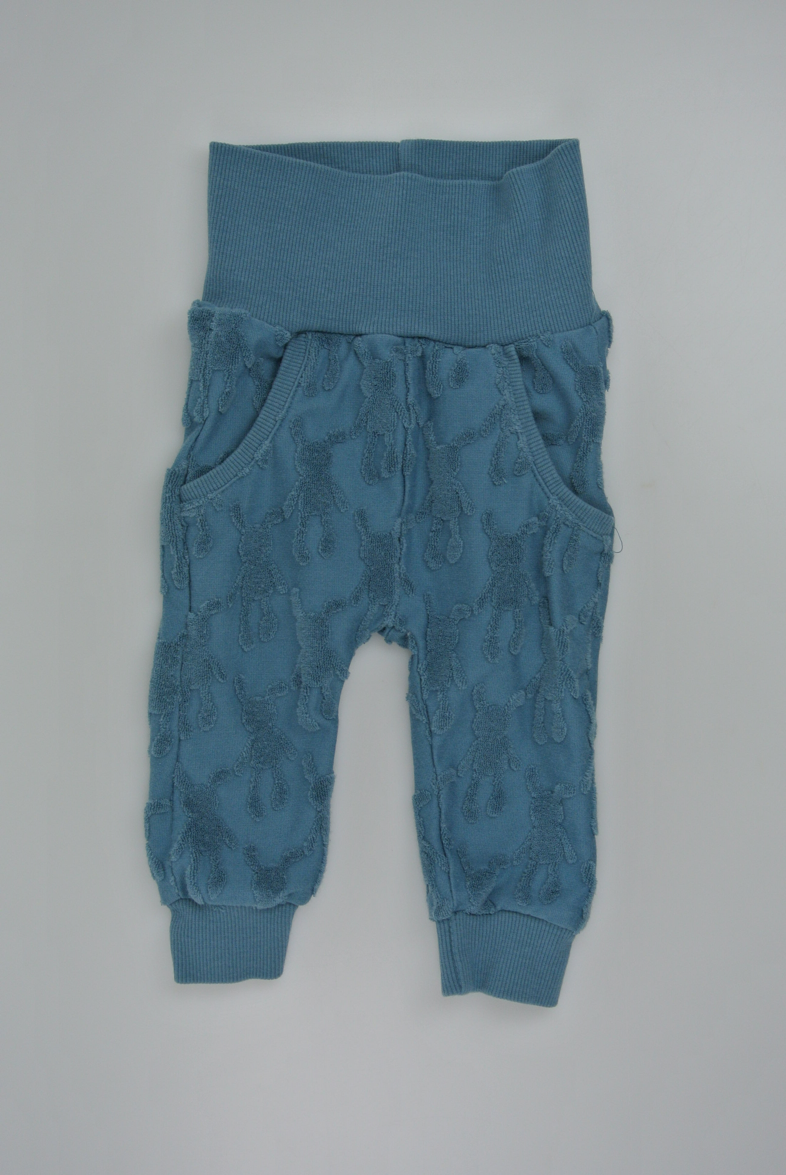 Small rags bukser str 62 dreng