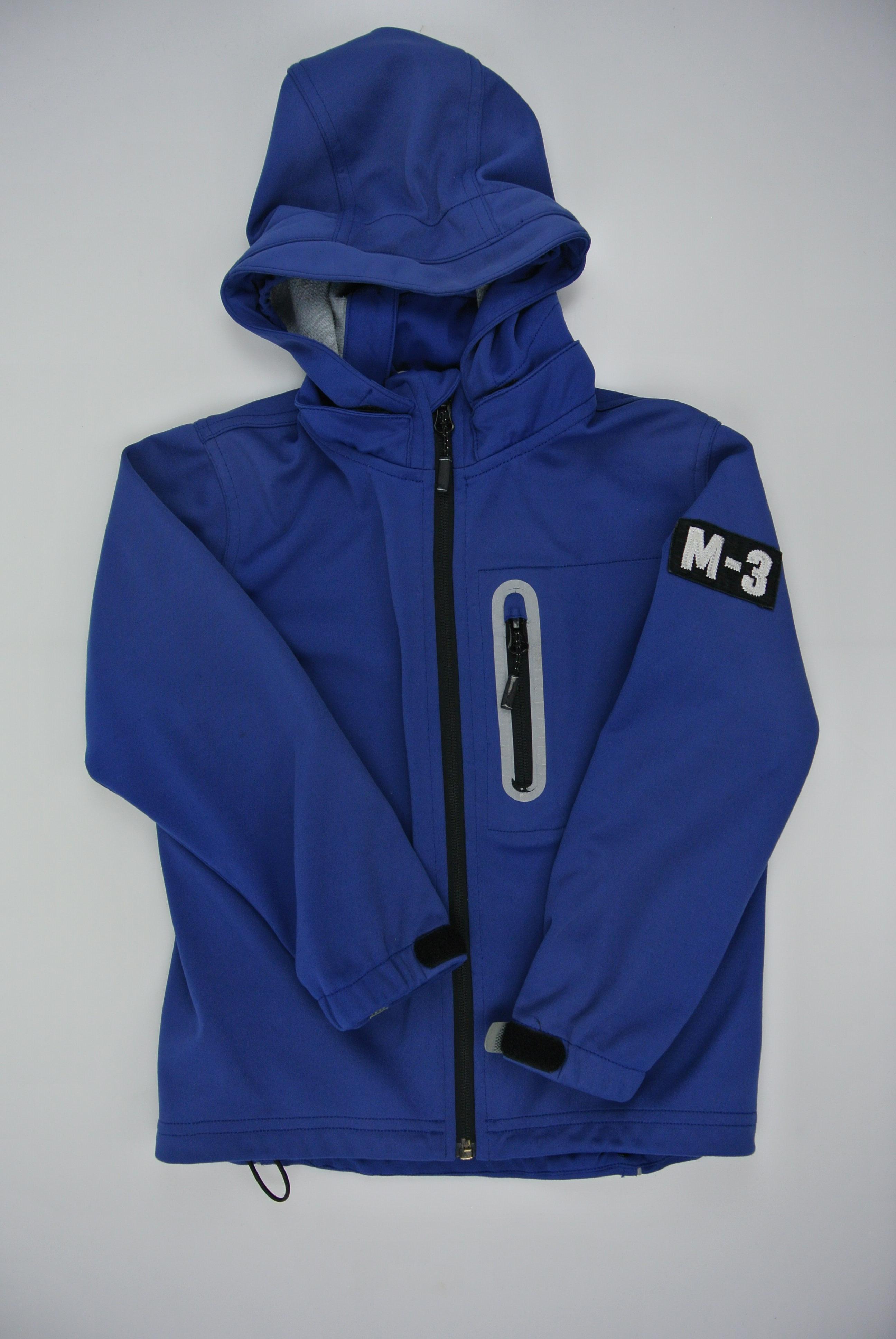 Molo jakke str 122 dreng