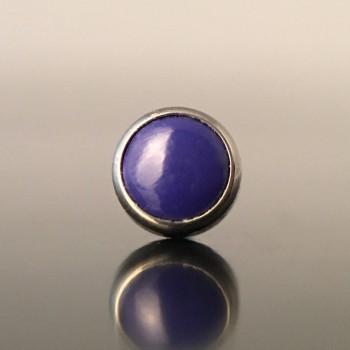 NeoMetal Cabochon lapis blue