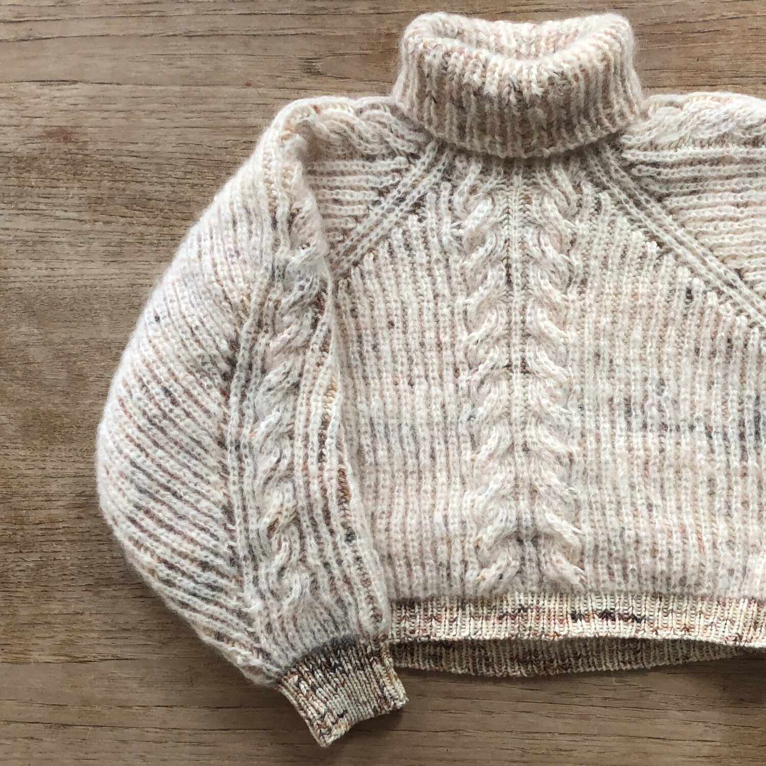 PopKnit One Way Or Another Sweater