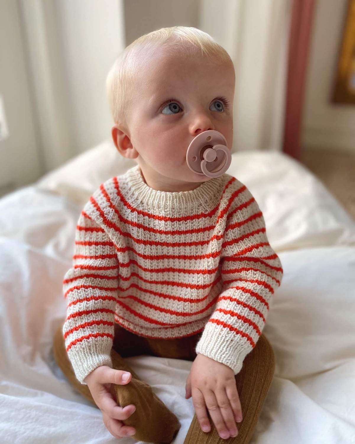 Friday Baby Sweater