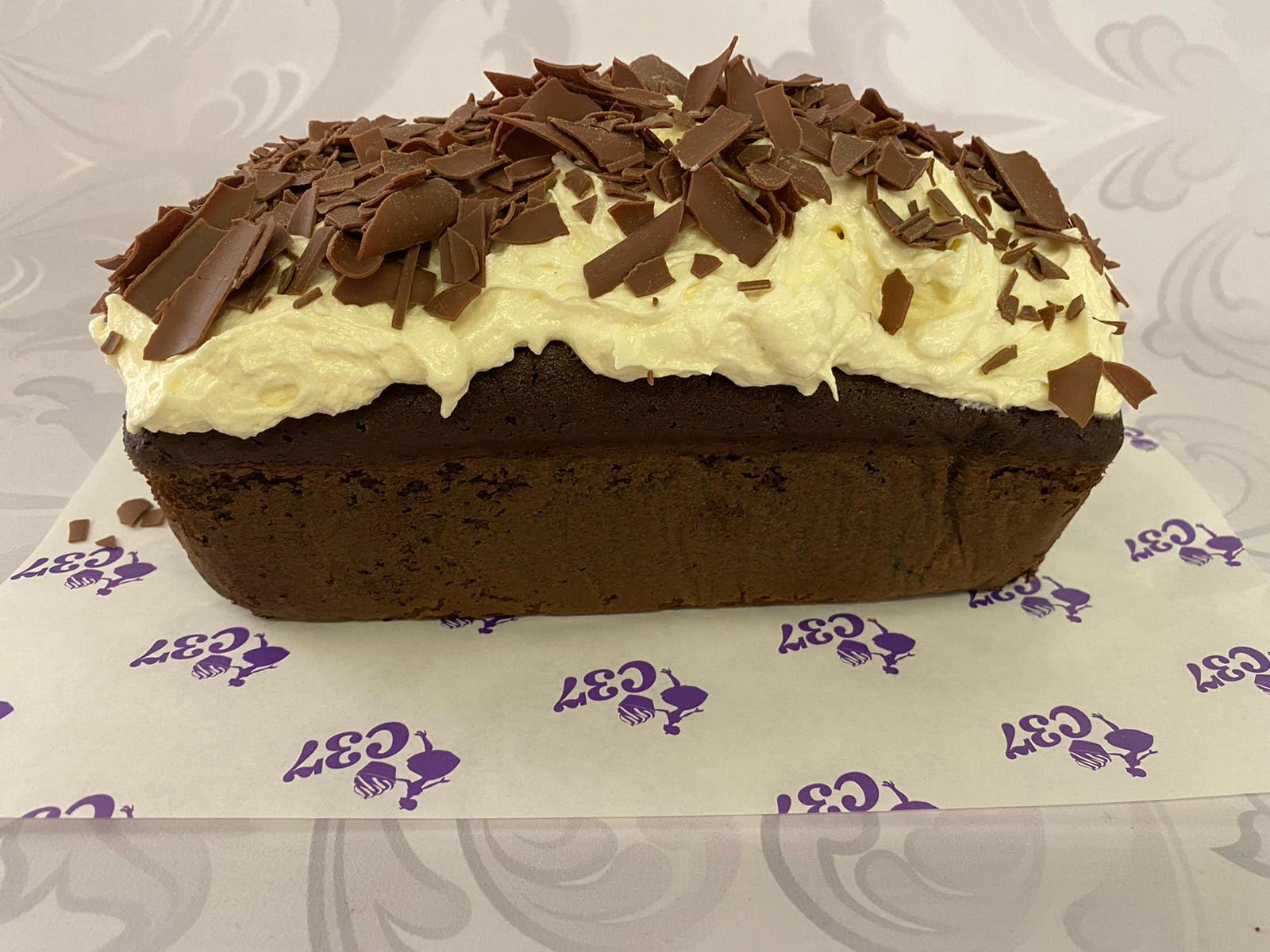 Guinness & Chocolate Loaf Cake