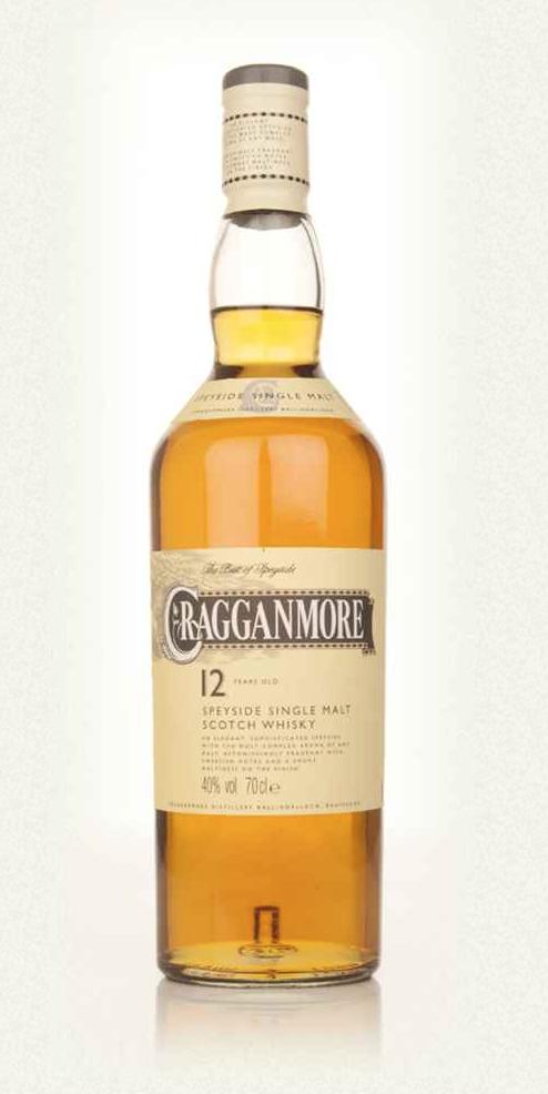 50ml - Cragganmore 12