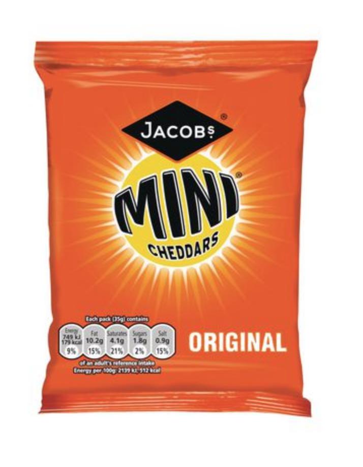 Mini Cheddars- Original