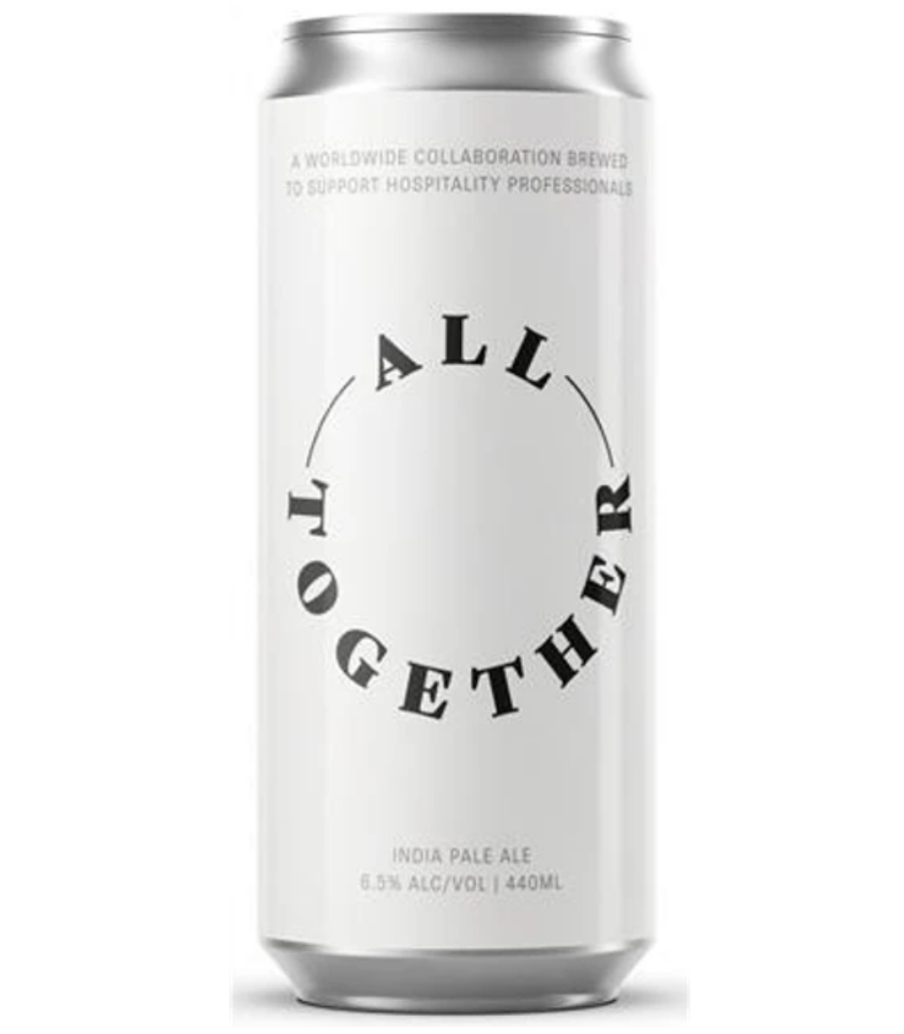 VERDANT / ALL TOGETHER NOW/ IPA / 6.5% ABV / 440ML