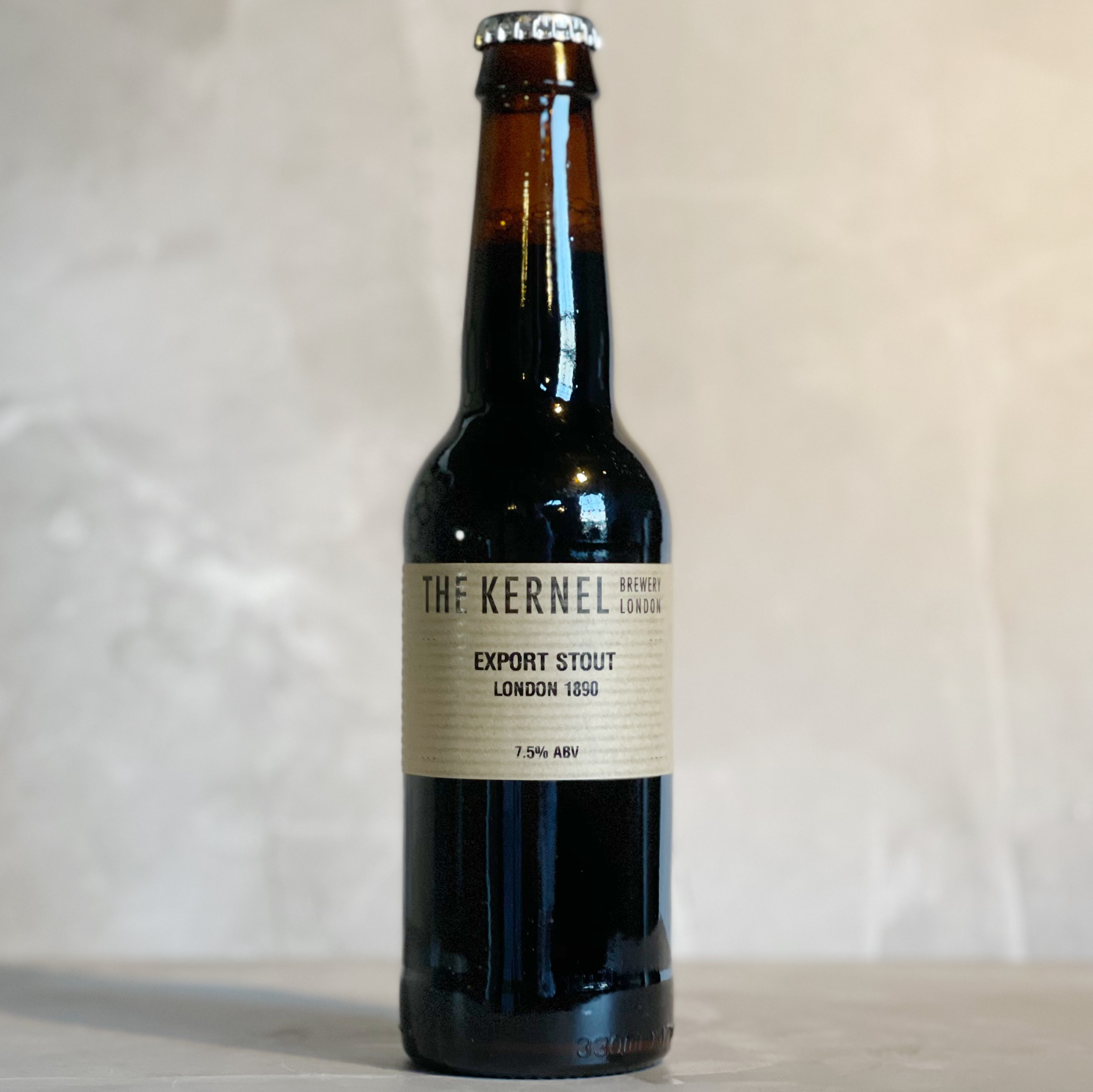 THE KERNEL | EXPORT STOUT | 7.5% ABV | 330ML