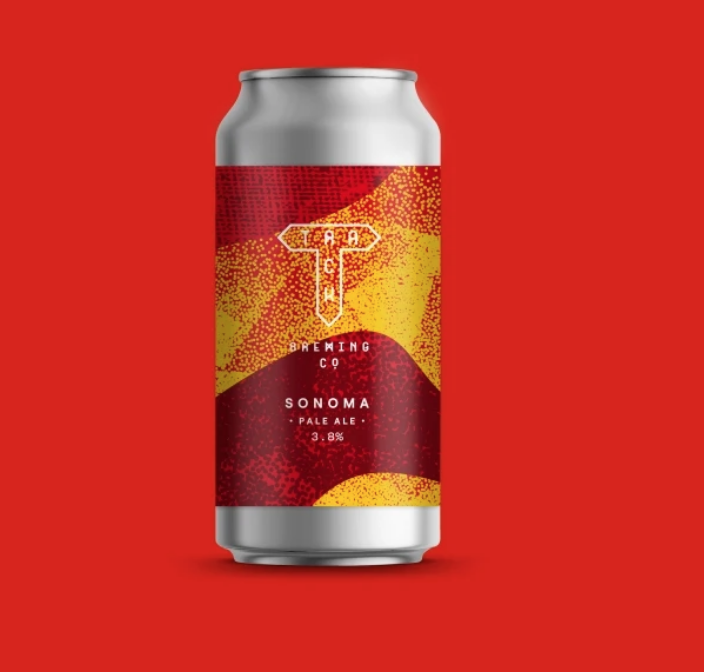 TRACK / SONOMA  / PALE ALE  / 3.8% ABV 440ml  FRIDGE FILLER DISCOUNTS AVAILABLE