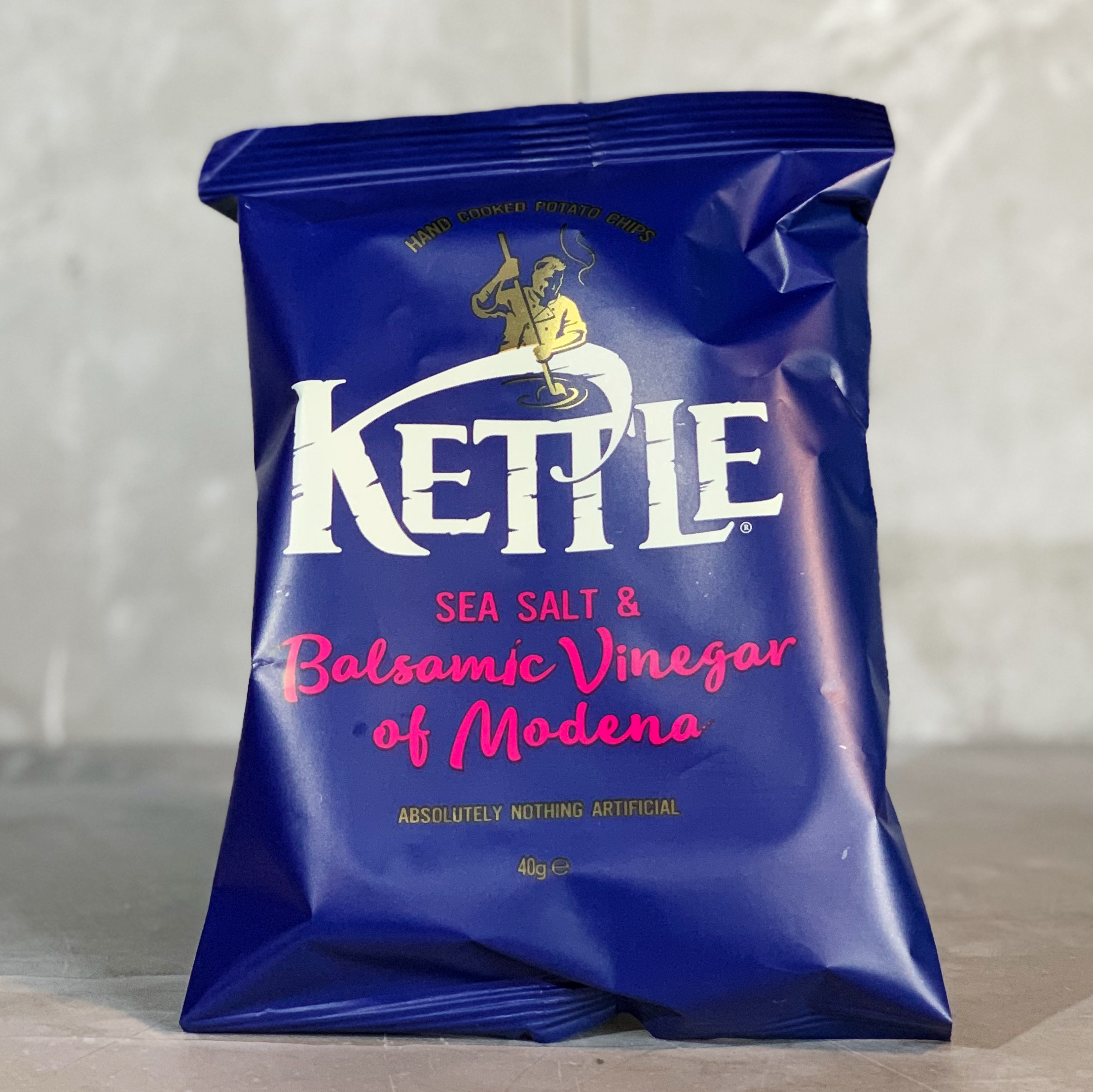 Kettle Crisp Sea Salt Balsamic Vinegar