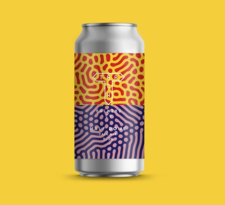 TRACK / HALF DOME  / PALE ALE  / 5.3% ABV 440ml  FRIDGE FILLER DISCOUNTS AVAILABLE