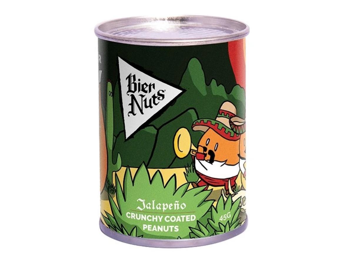 Bier Nuts / Jalapeño Flavour