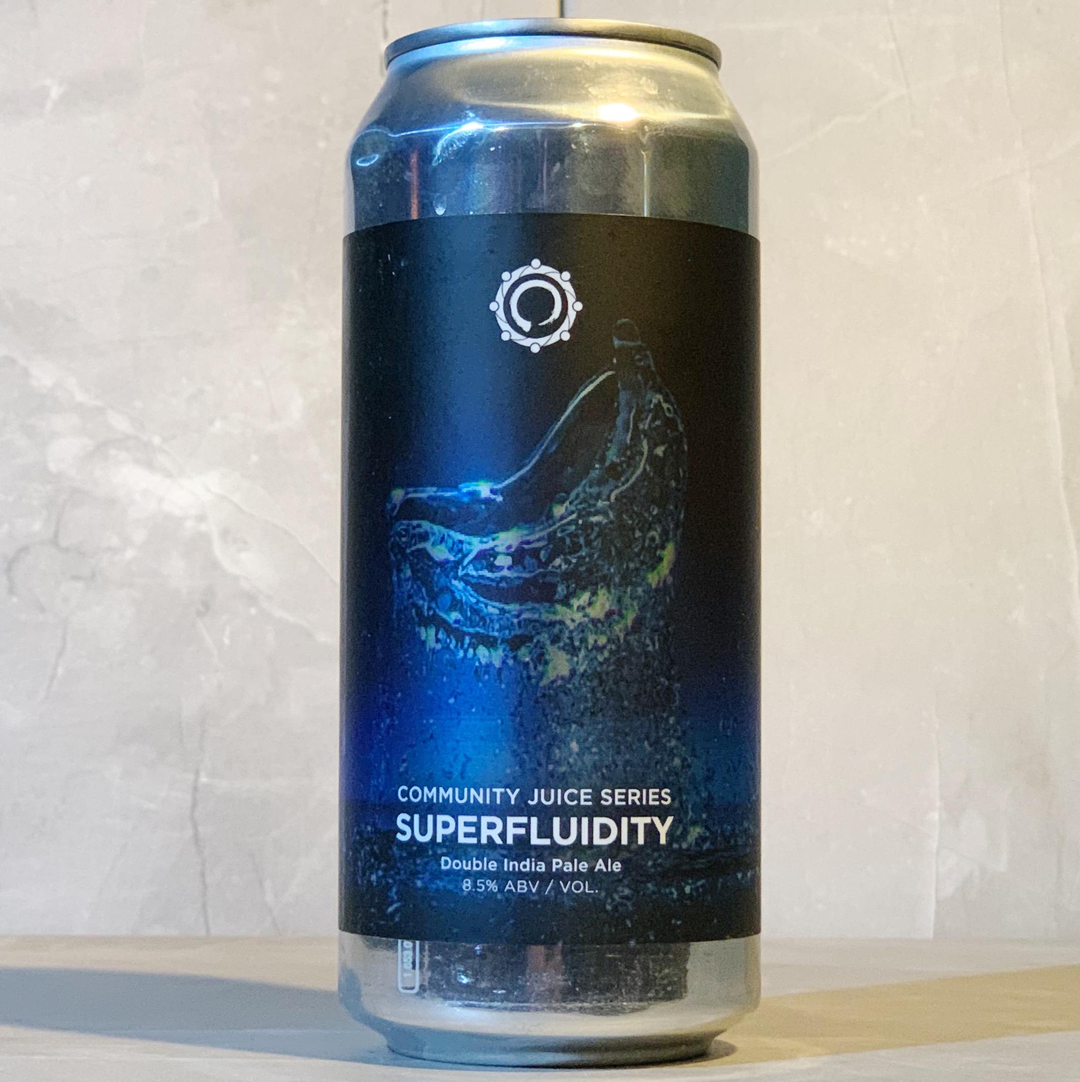 [ USA IMPORT ] EQUILLIBRIUM | SUPERFLUIDTY | DIPA | 8.5% ABV | 473 ML