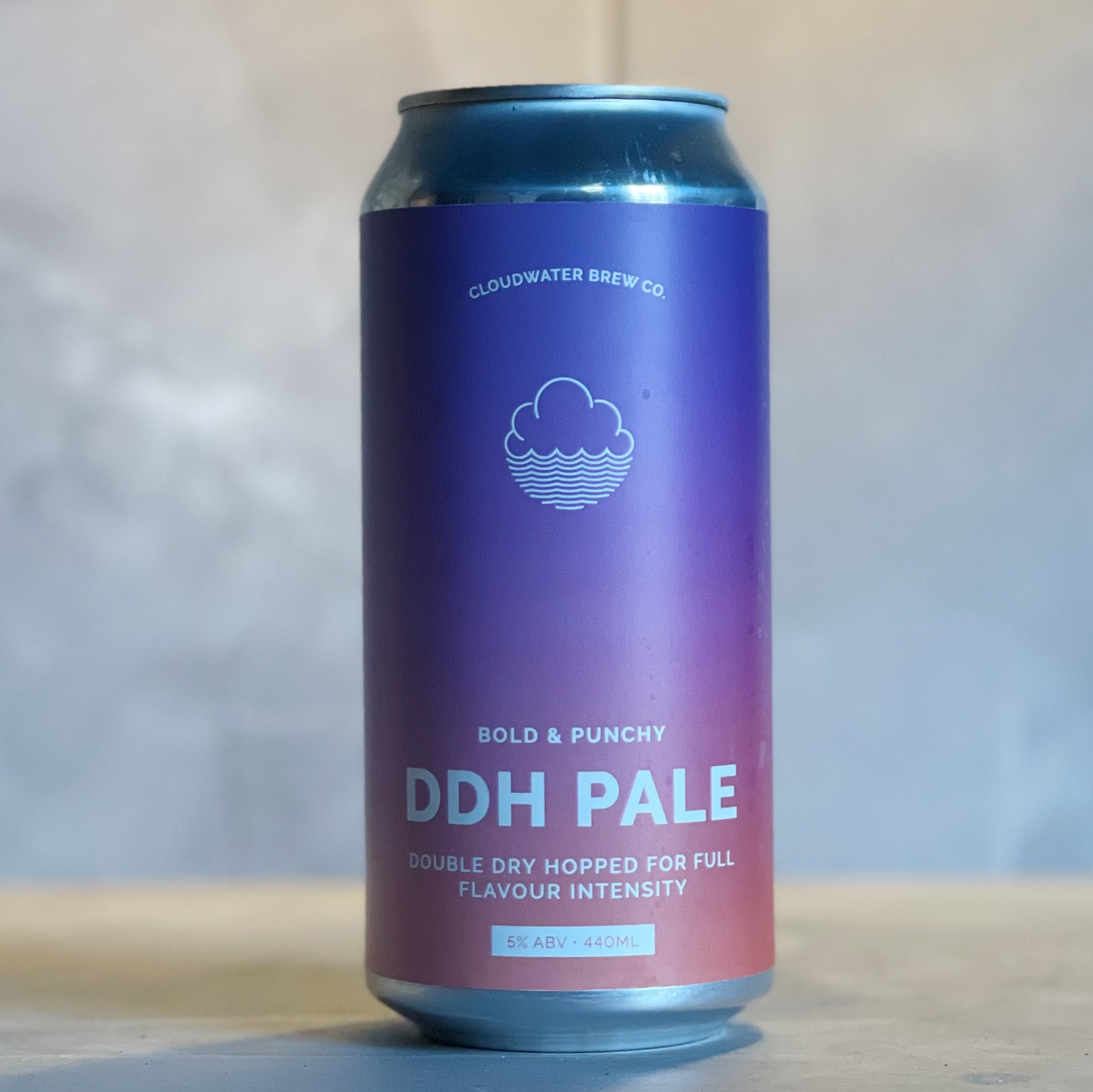 CLOUDWATER | DDH PALE | 5% ABV | 440ML
