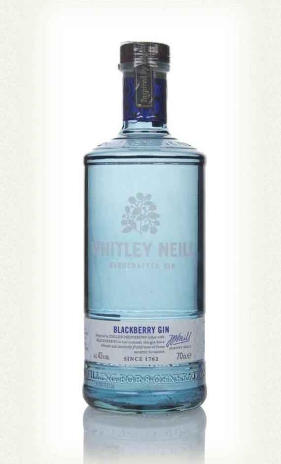 Whitley Neill Blackberry Gin (70cl, 43%)