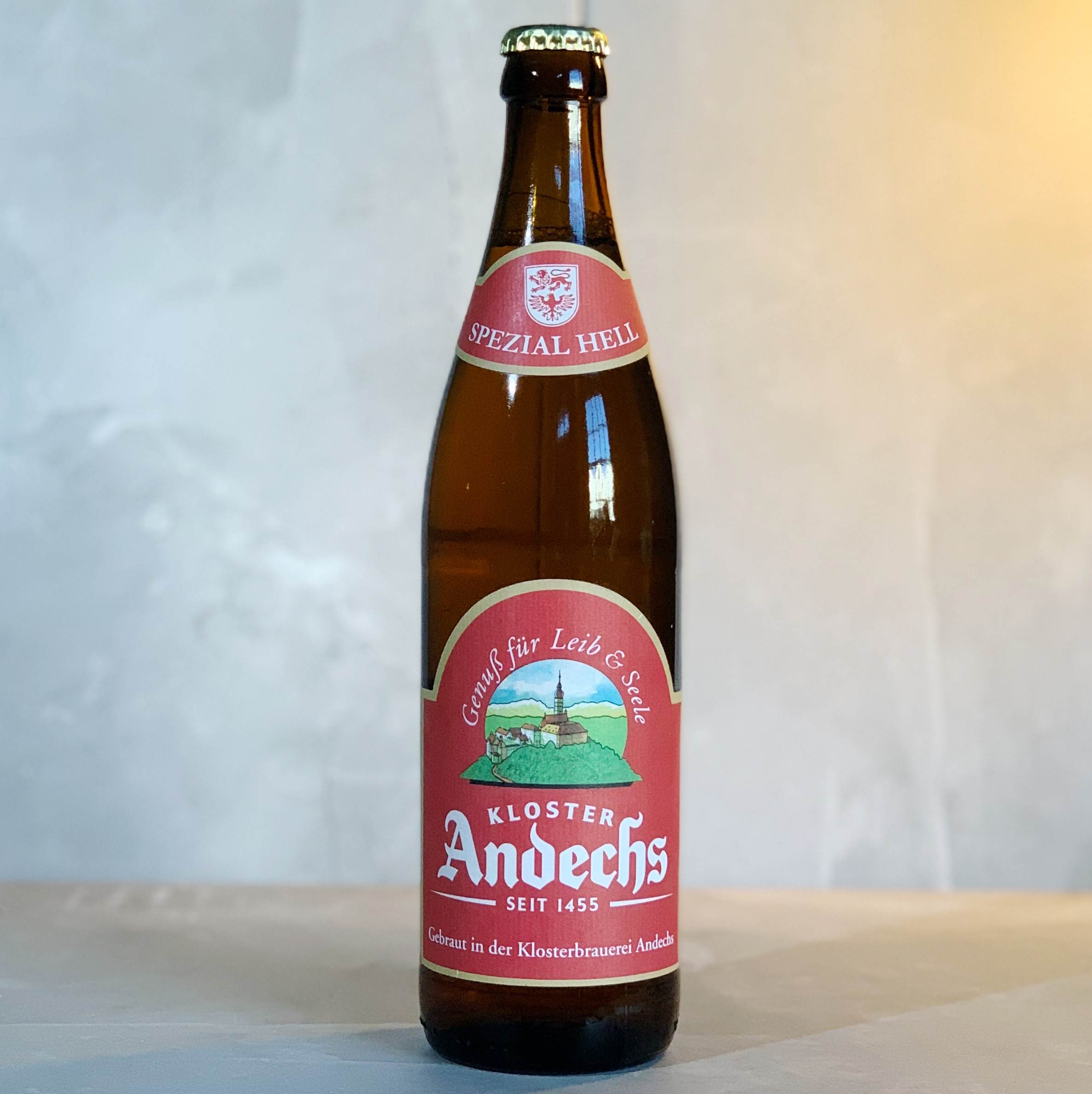 ANDECHSER | SPEZIAL | HELLS LAGER | 5.9% ABV | 500ML