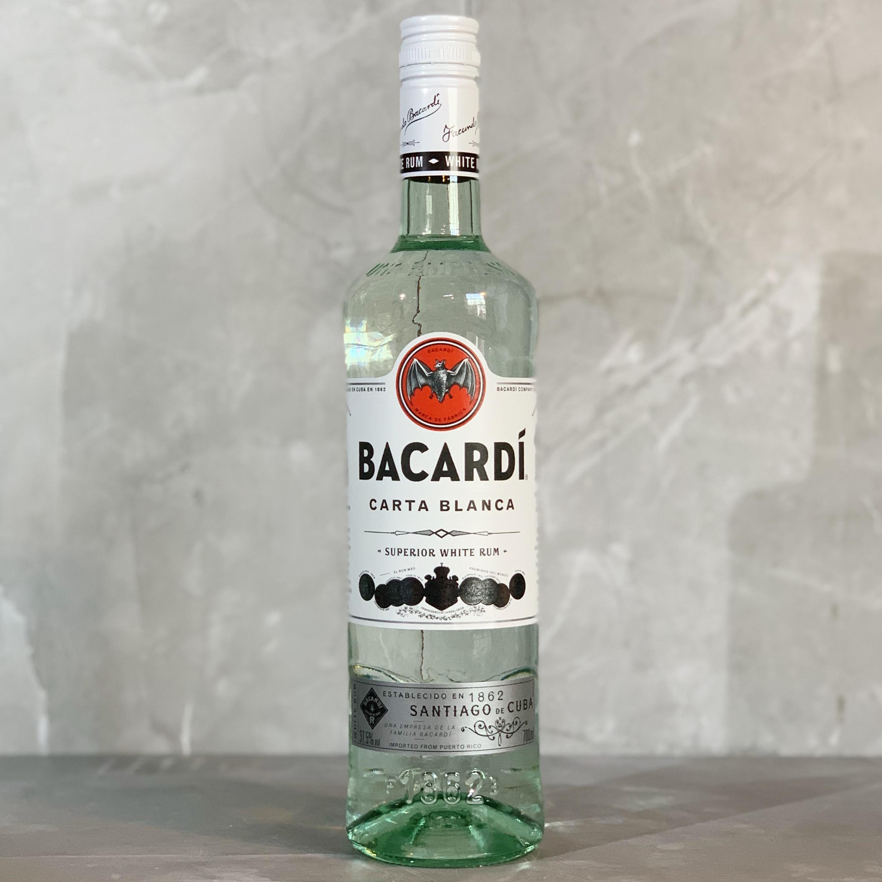BACARDI | RUM | 70CL | 37.5% ABV