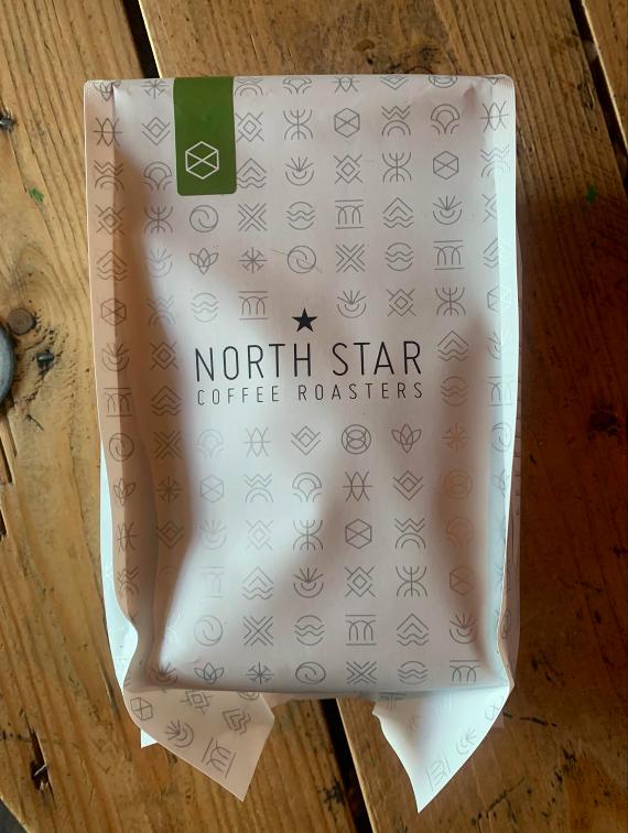 North Star Decaf  Ground Coffee 1KG