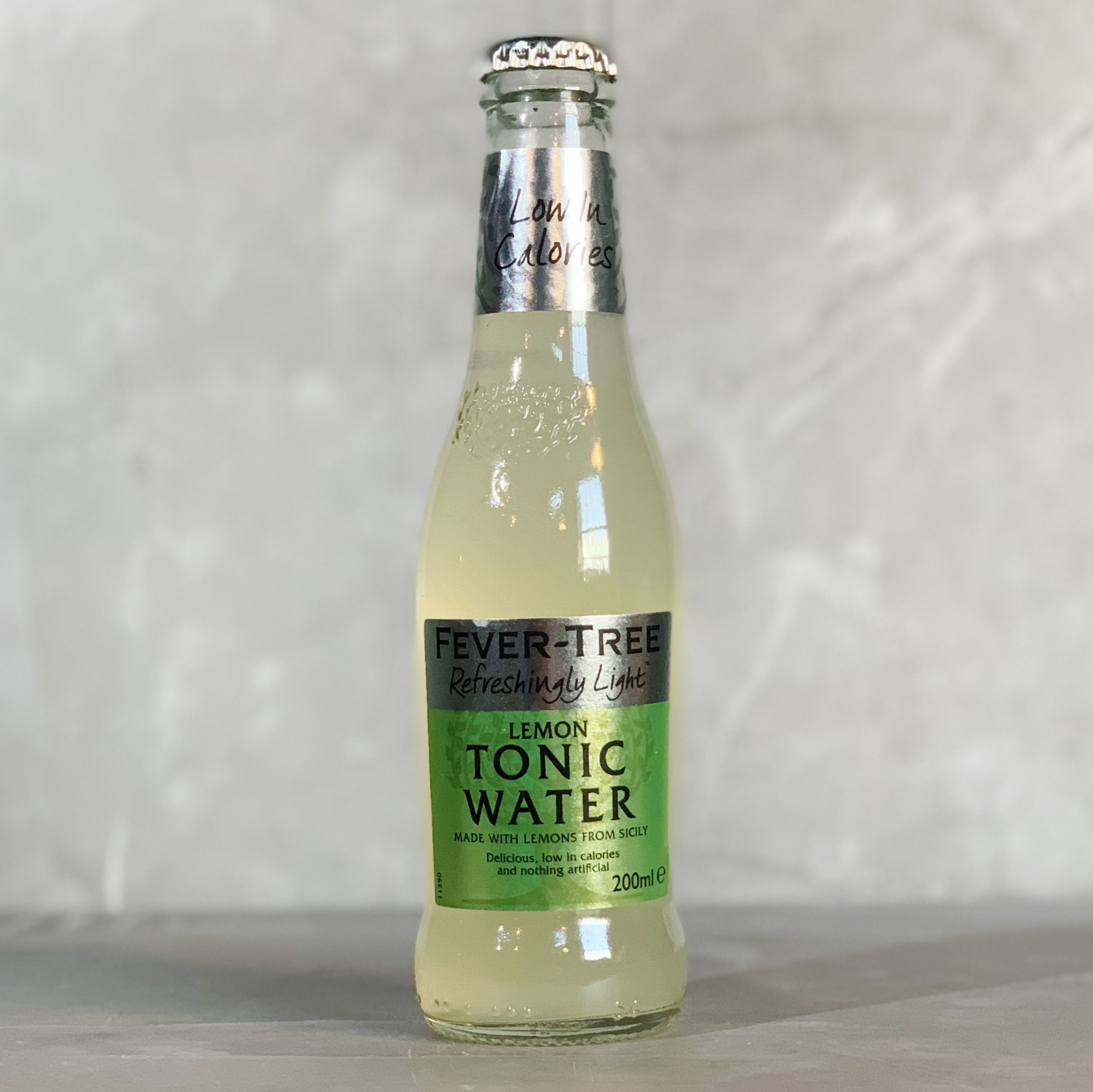 Fever Tree Lemon Tonic Water