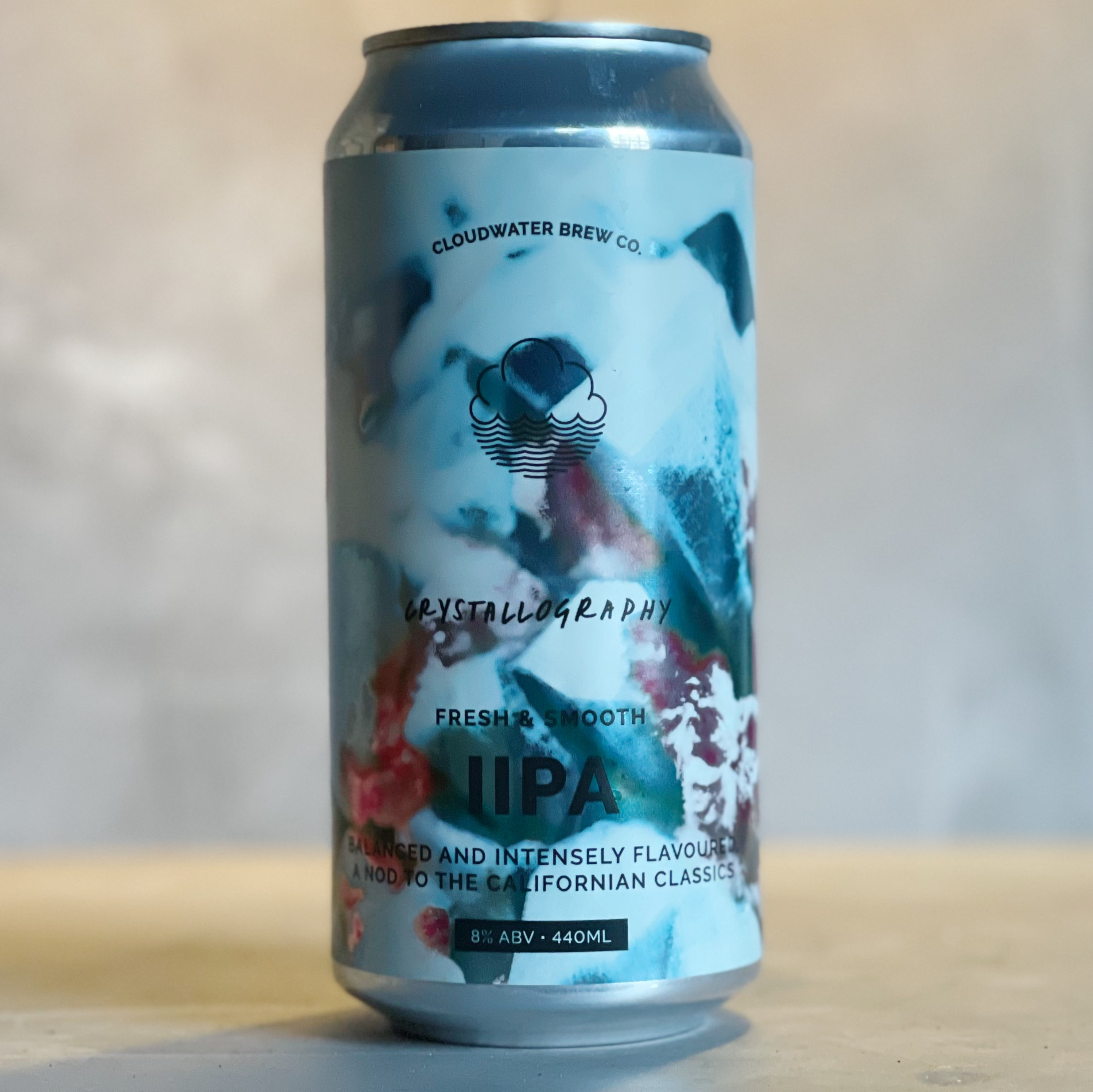 CLOUDWATER | CRYSTALLOGRAPHY | 8% ABV | 440ML