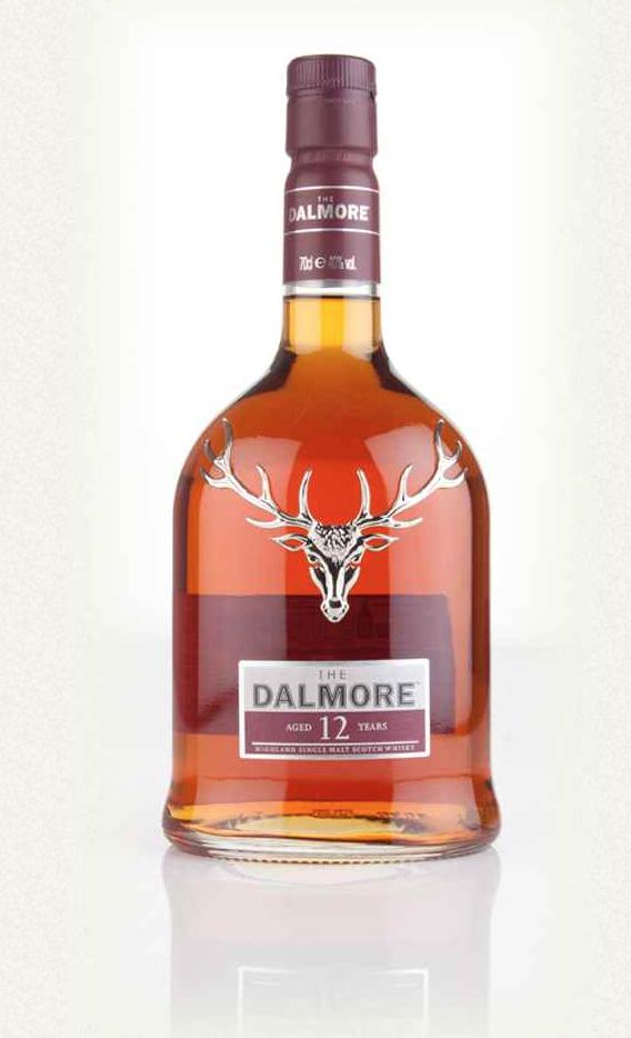 50ml -  Dalmore 12 Year Old