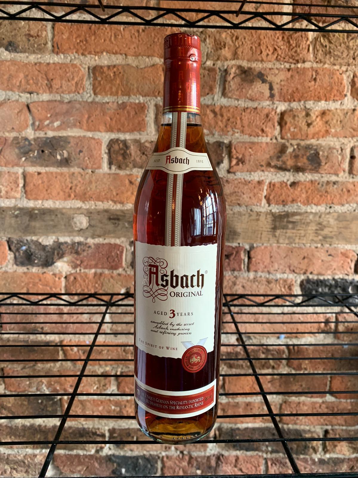 Asbach, Brandy 70cl