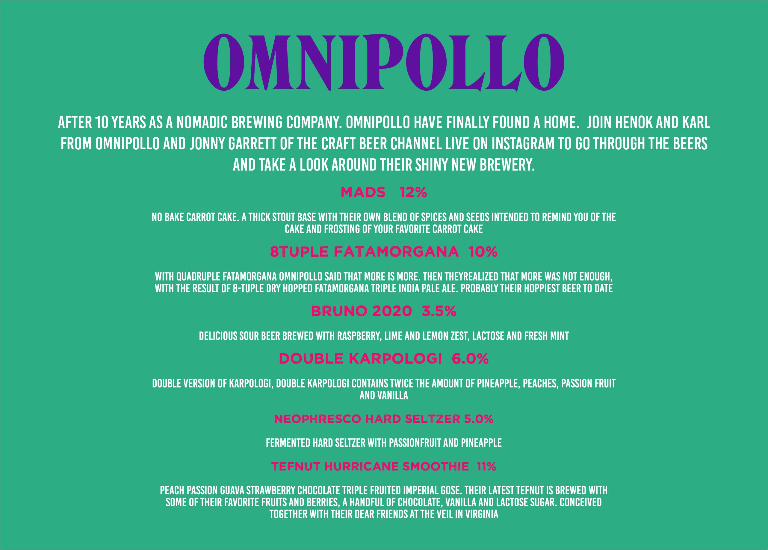 OMNIPOLLO MIXED BOX SAVER