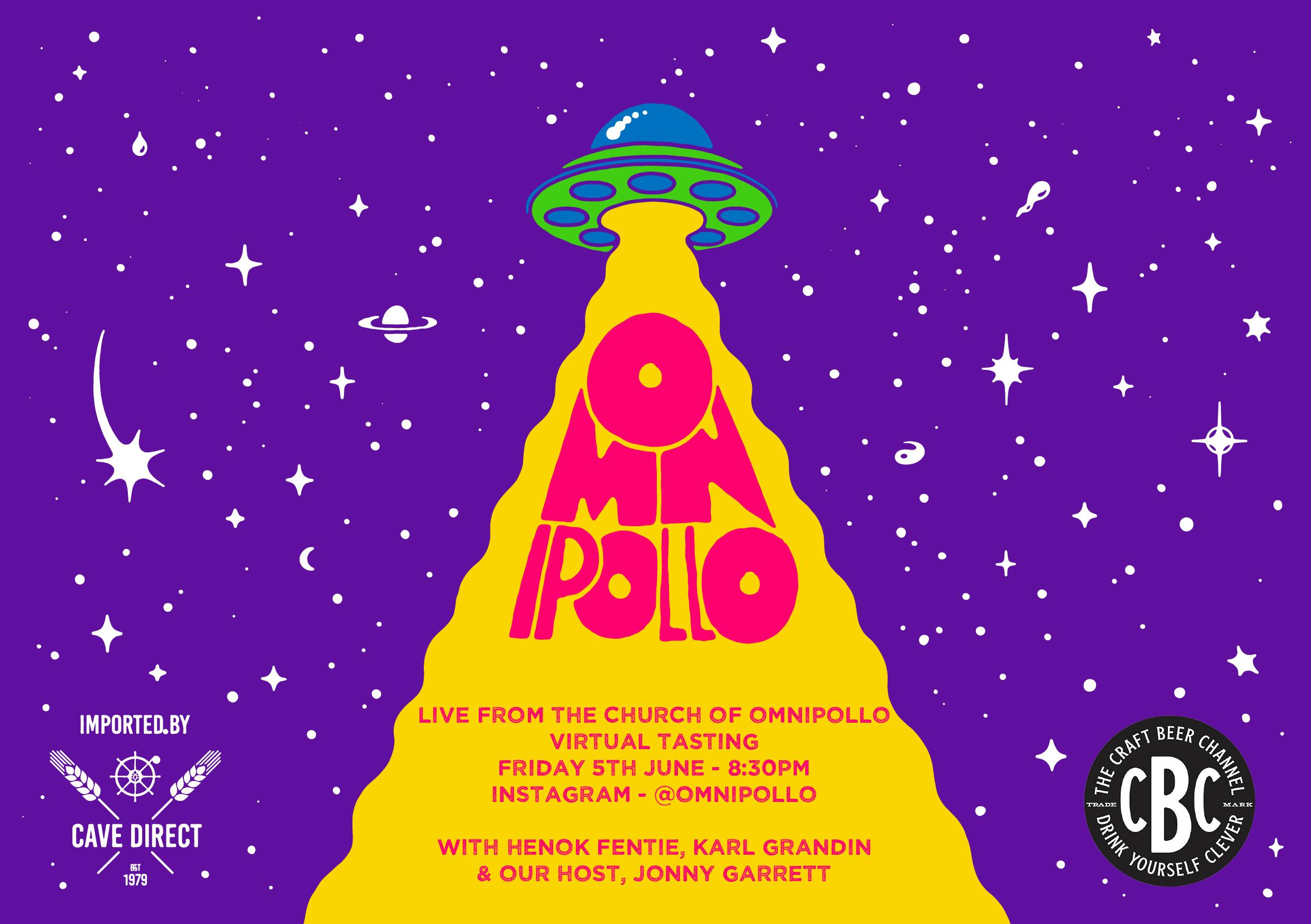 OMNIPOLLO LIVE BREWERY TOUR BOX
