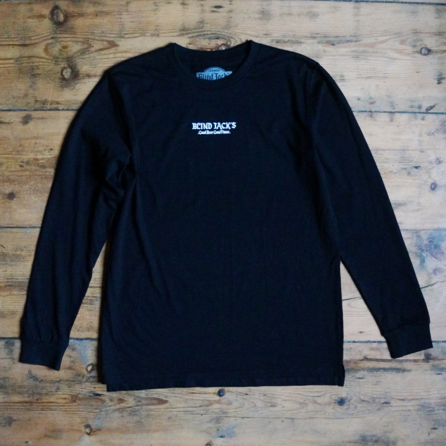 BLIND LOGO LONG SLEEVE