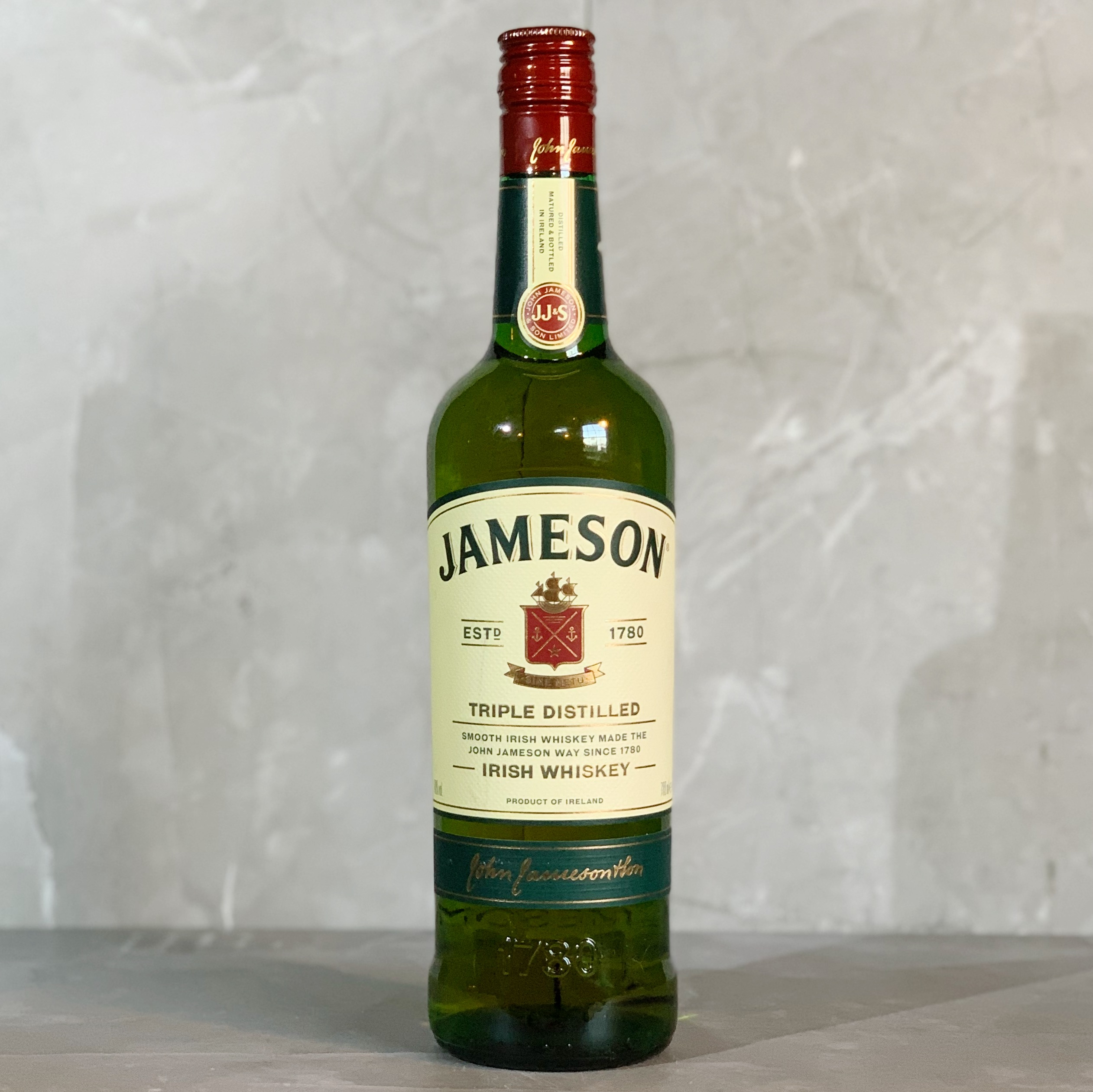 JAMESONS | IRISH WHISKEY | 70CL | 40% ABV