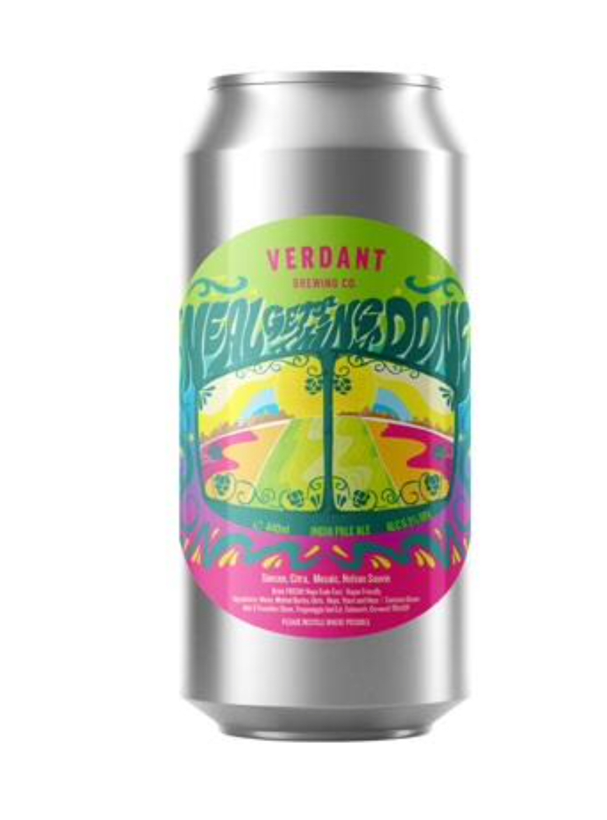 VERDANT / NEAL GETS THINGS DONE / IPA / 6.5% ABV / 440ML