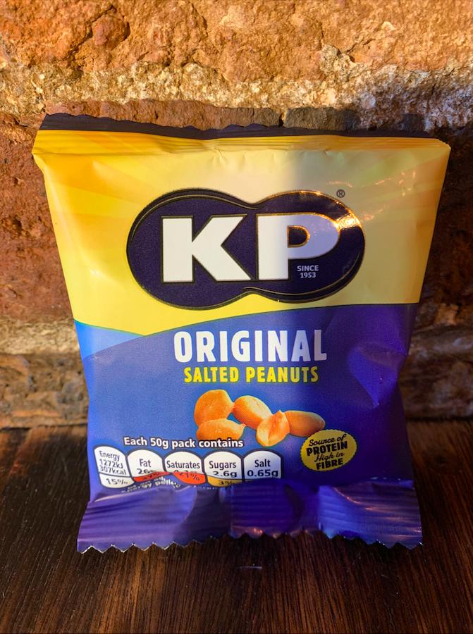 KP, Salted Peanuts