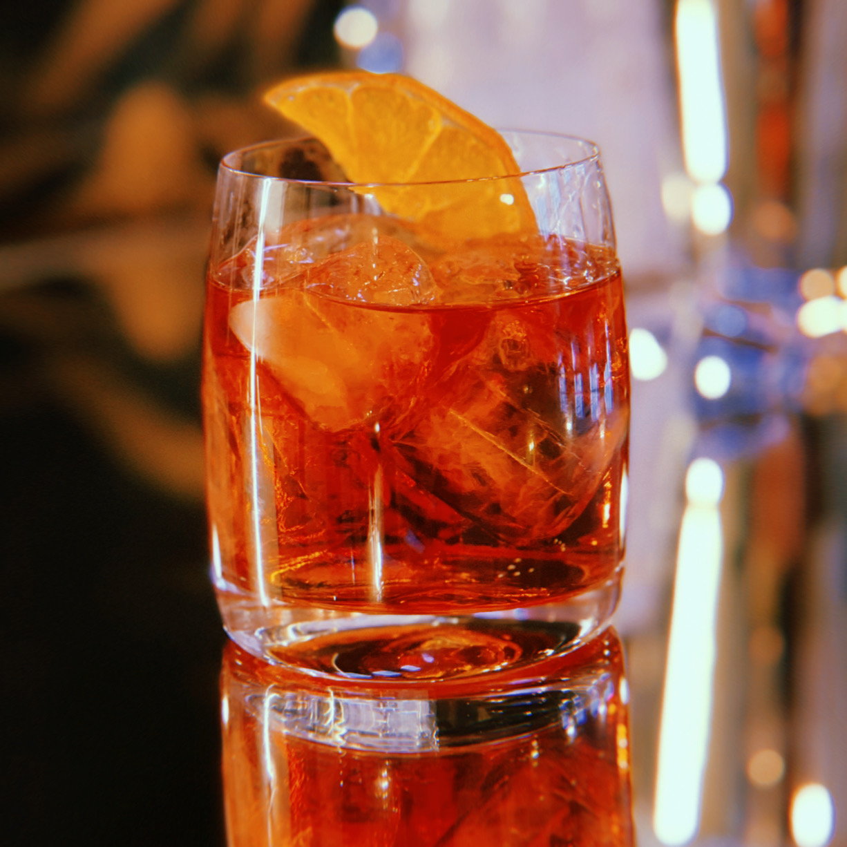 NEGRONI | COCKTAIL | FROM £4.75 PER SERVING