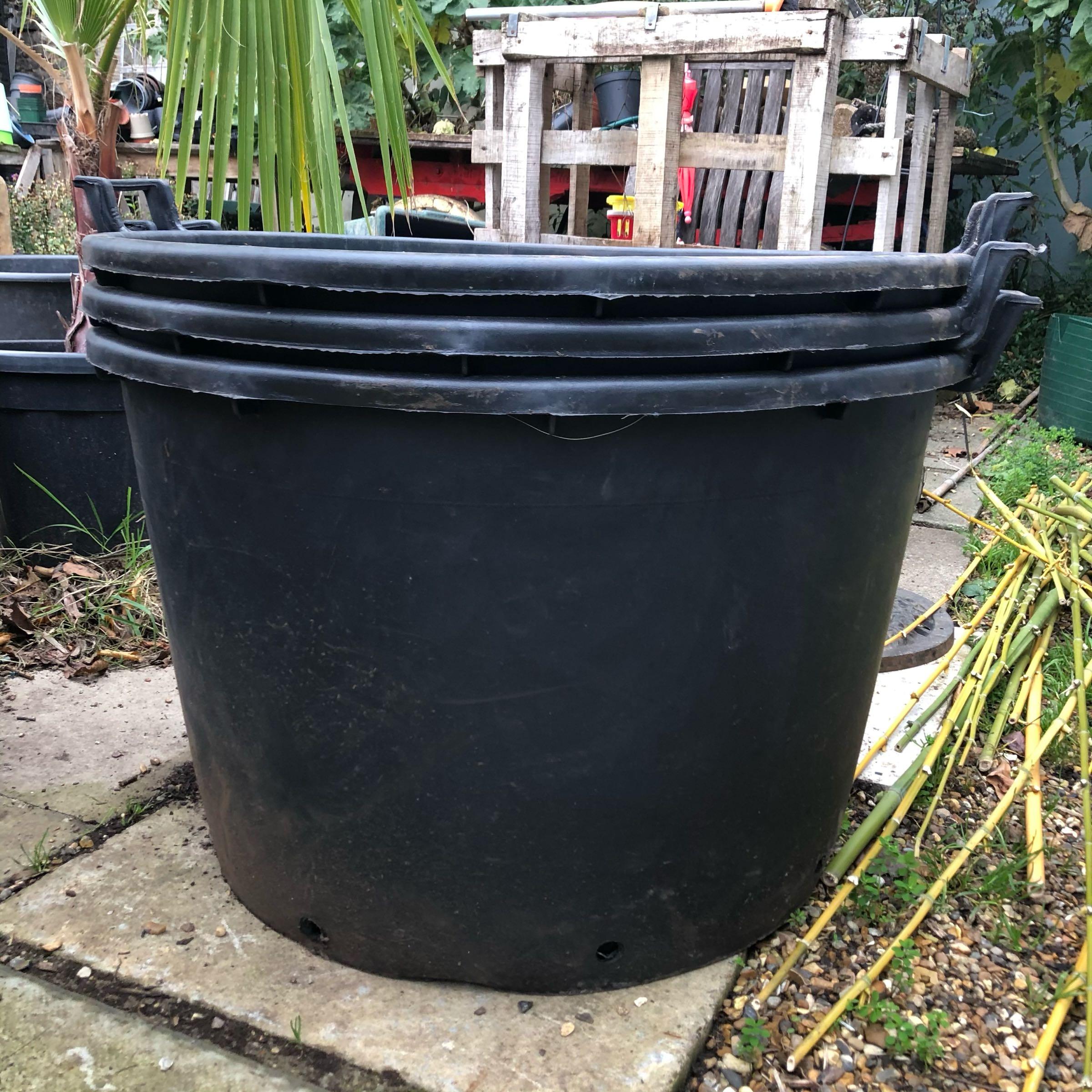 Heavy Duty Plant Pots