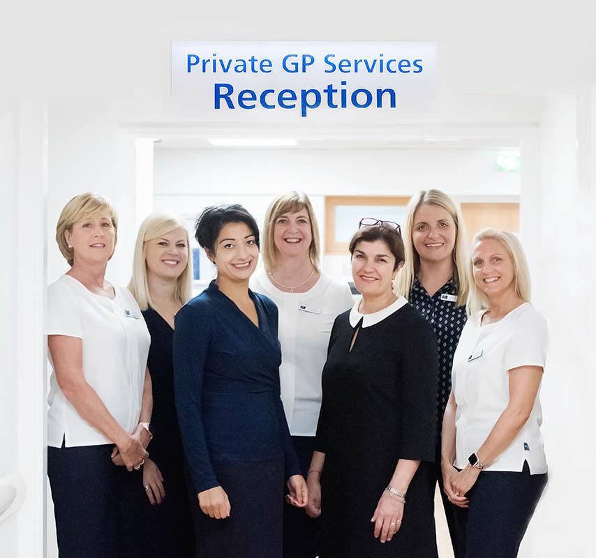 Private GP Services