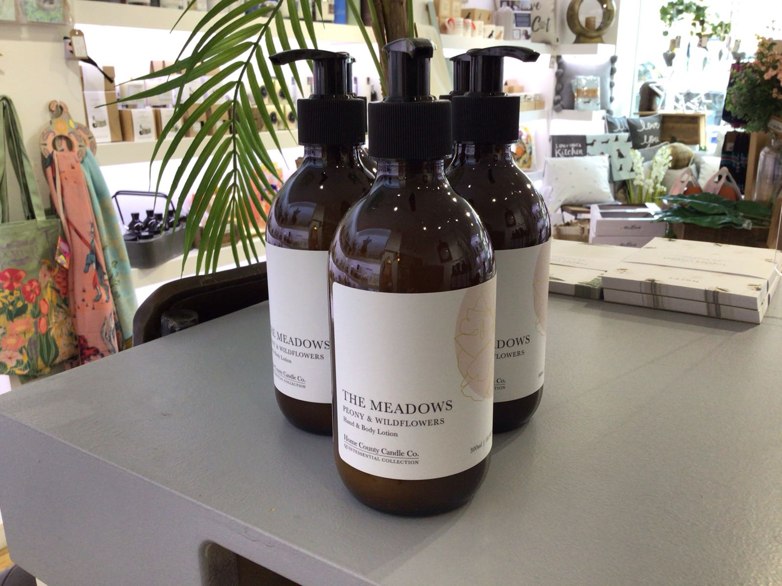 The Meadows Hand & Body Lotion