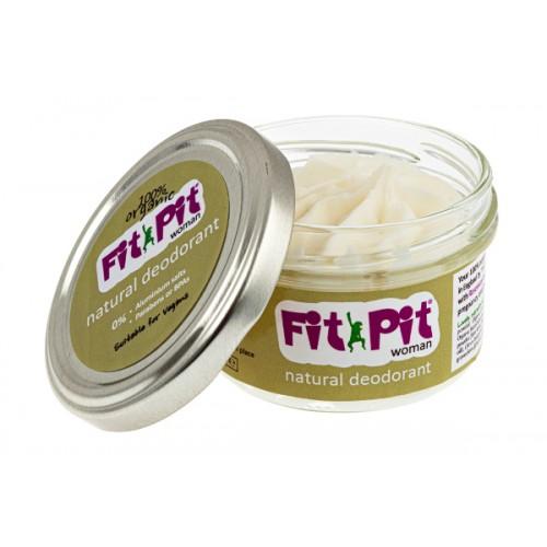 Fit Pit Natural Deodorant